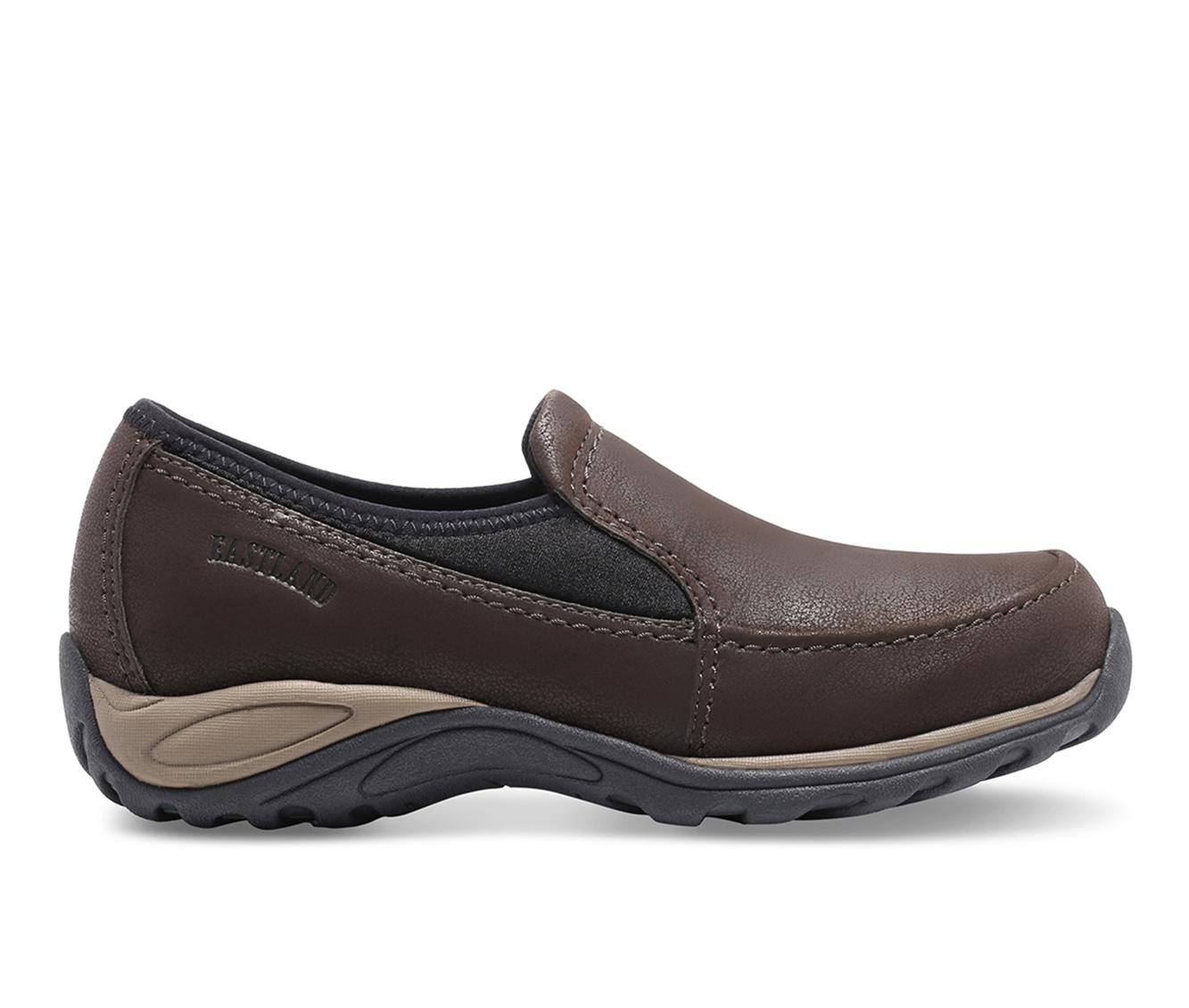Eastland Sylvia Women's Shoe (Brown Leather)