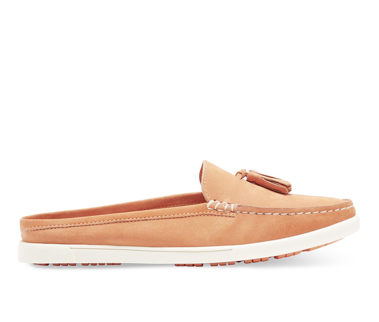 Eastland Mandy Women's Shoe (Orange Leather)