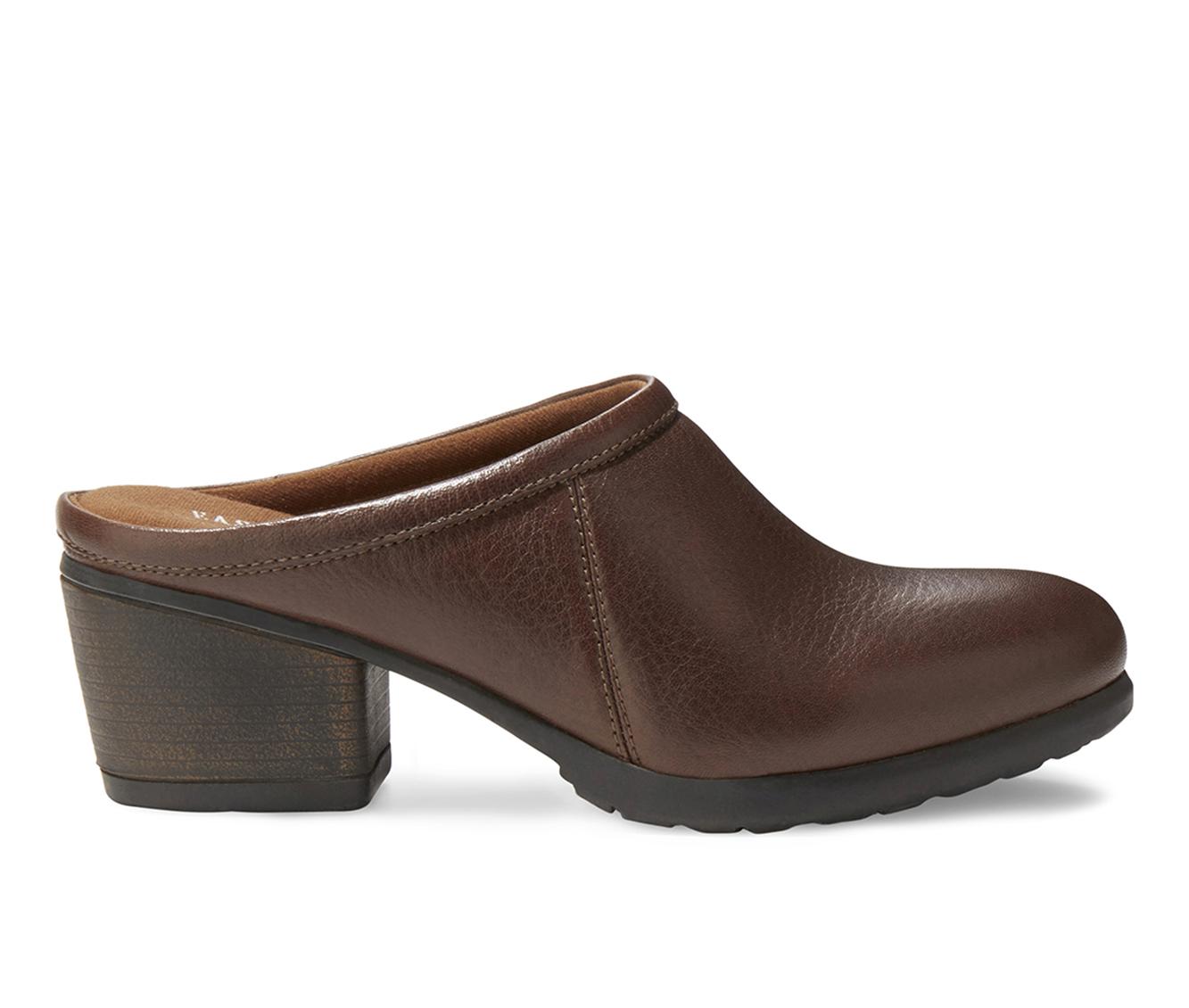 Eastland Paige Women's Shoe (Brown Leather)