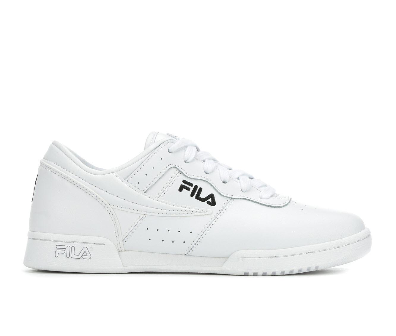 Fila Original Fitness Women's Athletic Shoe (White)