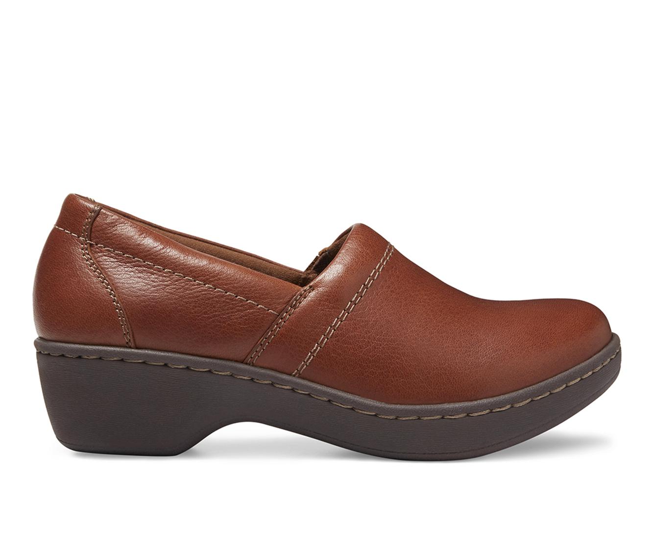 Eastland Constance Women's Shoe (Brown Leather)