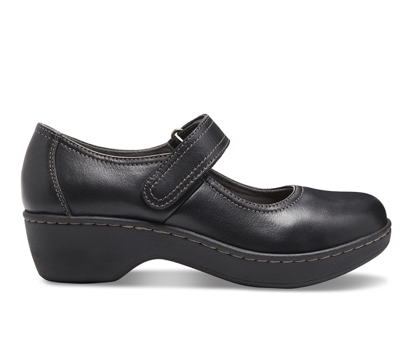 Eastland Gloria Women's Shoe (Black Leather)