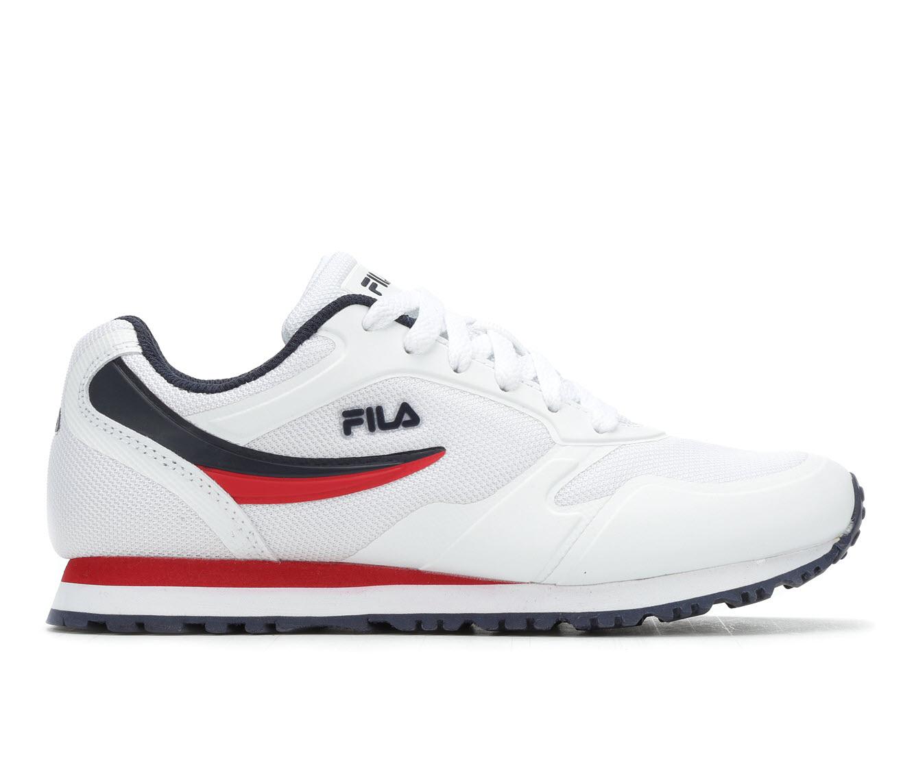 Fila Forerunner Women's Athletic Shoe (White)