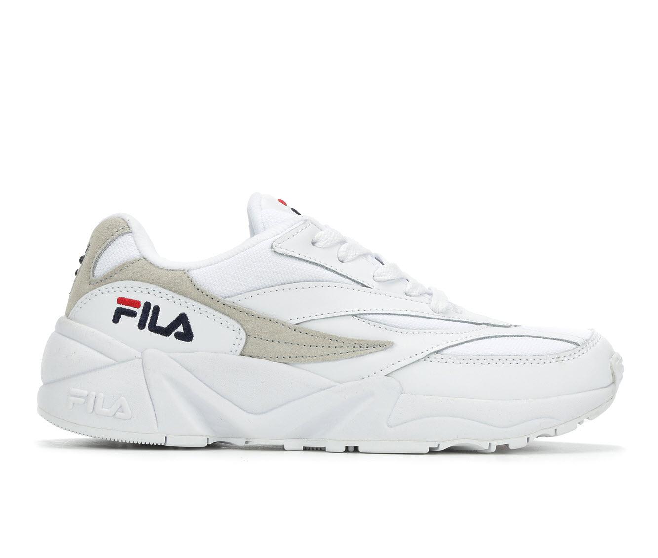 Fila V94M Women's Athletic Shoe (White)
