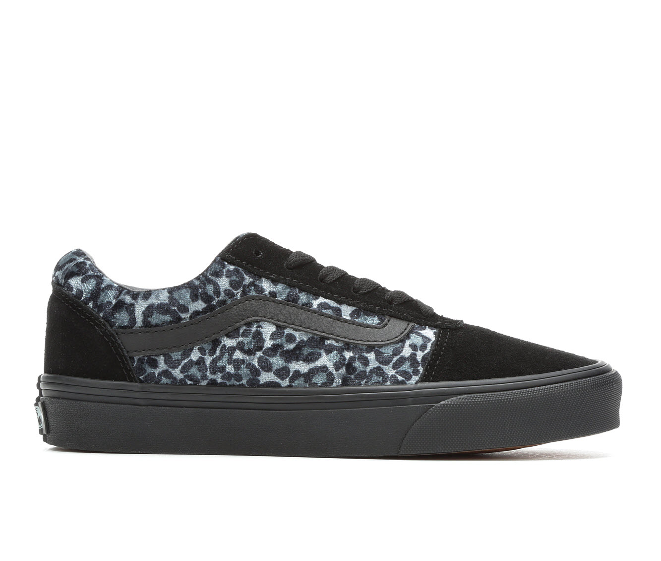 Vans Ward Cozy Animal Women's Athletic Shoe (Gray)