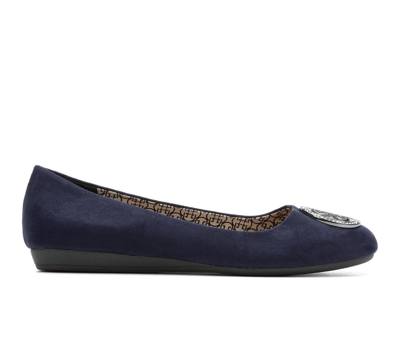 Daisy Fuentes Ricca Women's Shoe (Blue Canvas)