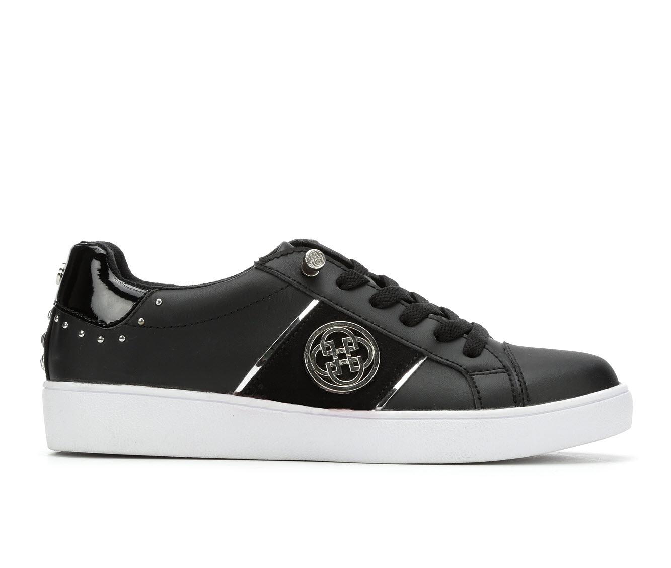 Daisy Fuentes Melissa Women's Shoe (Black Faux Leather)