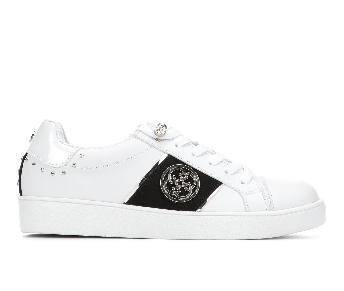 Daisy Fuentes Melissa Women's Shoe (White Faux Leather)