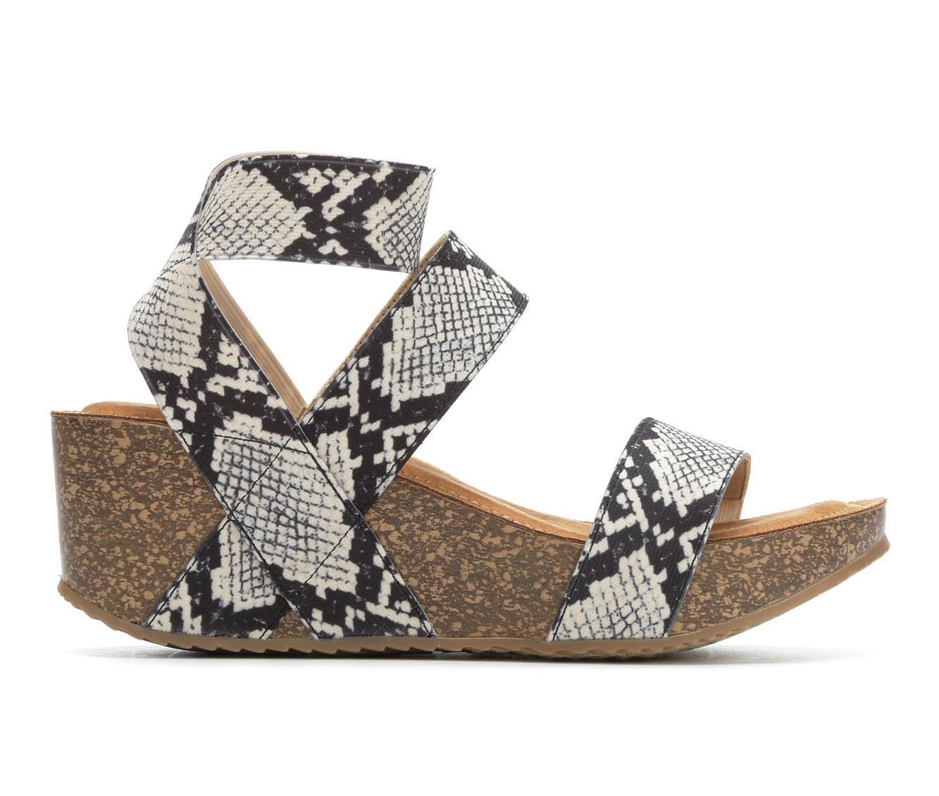 Madden Girl Zoeyy Women's Sandal (Beige Canvas)