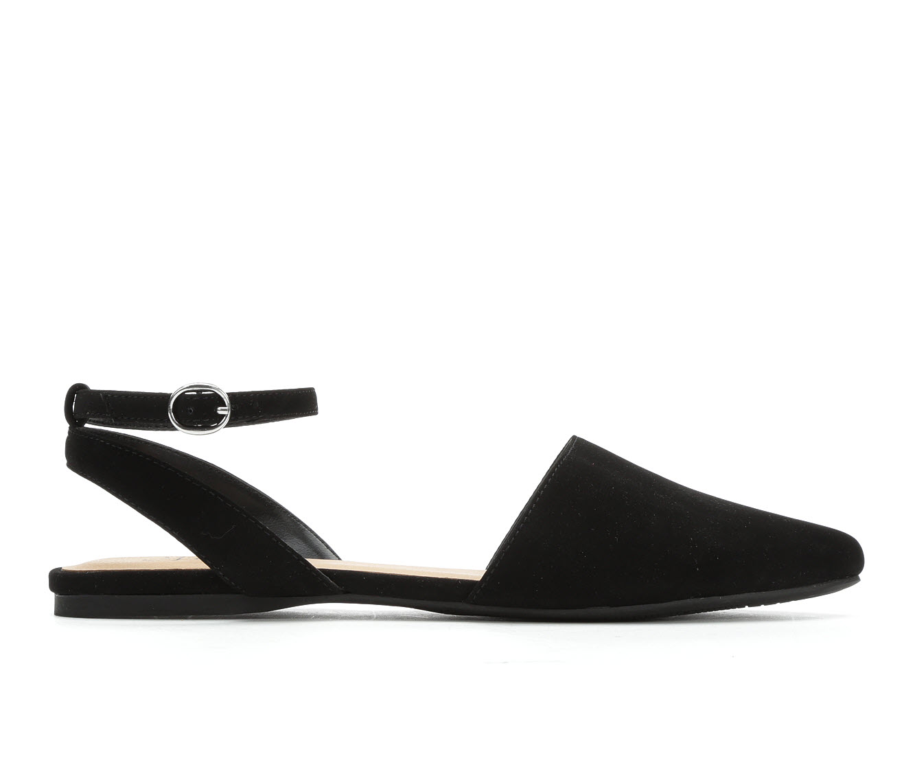 Y-Not Gilly Women's Shoe (Black Faux Leather)