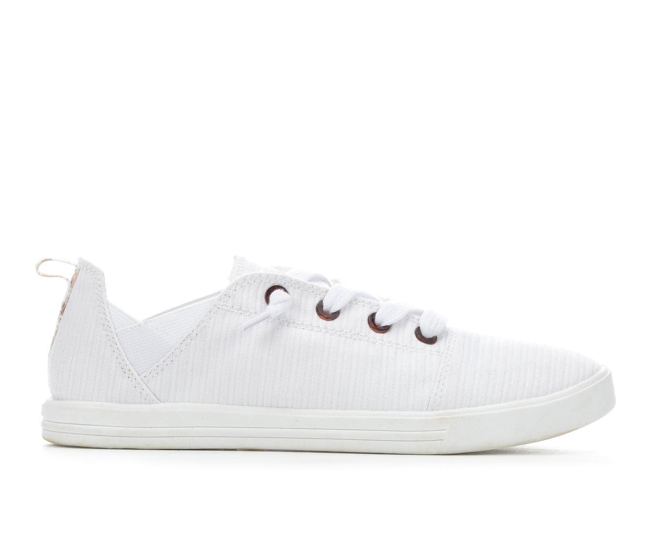 Roxy Libbie Women's Shoe (White Canvas)