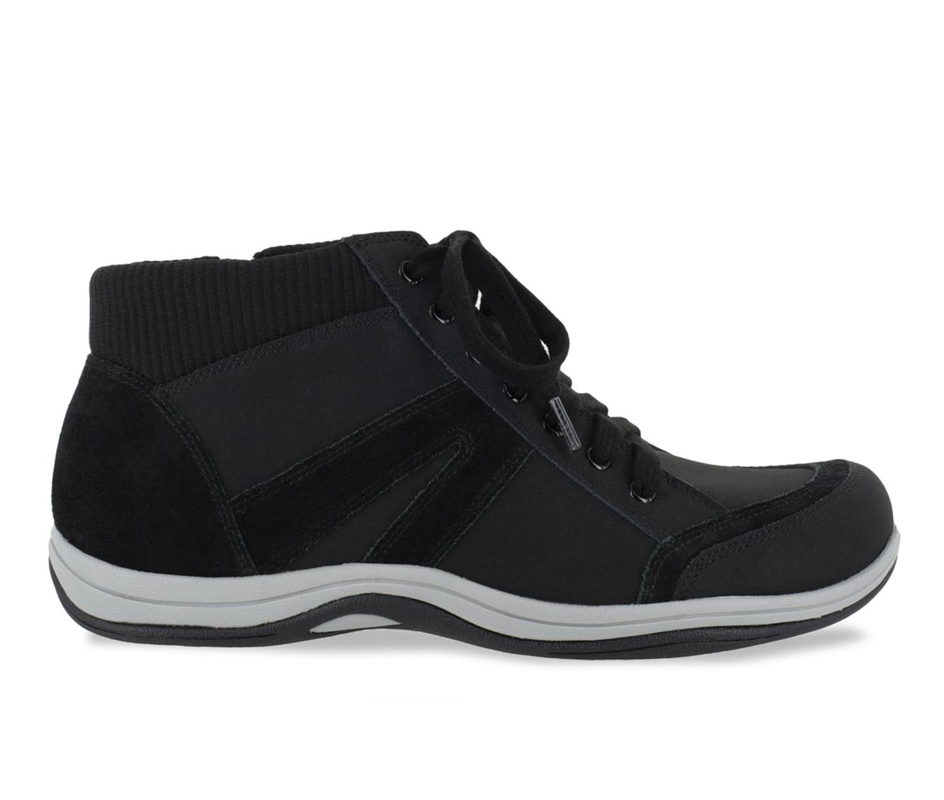 Easy Street Chill Women's Shoe (Black Leather)