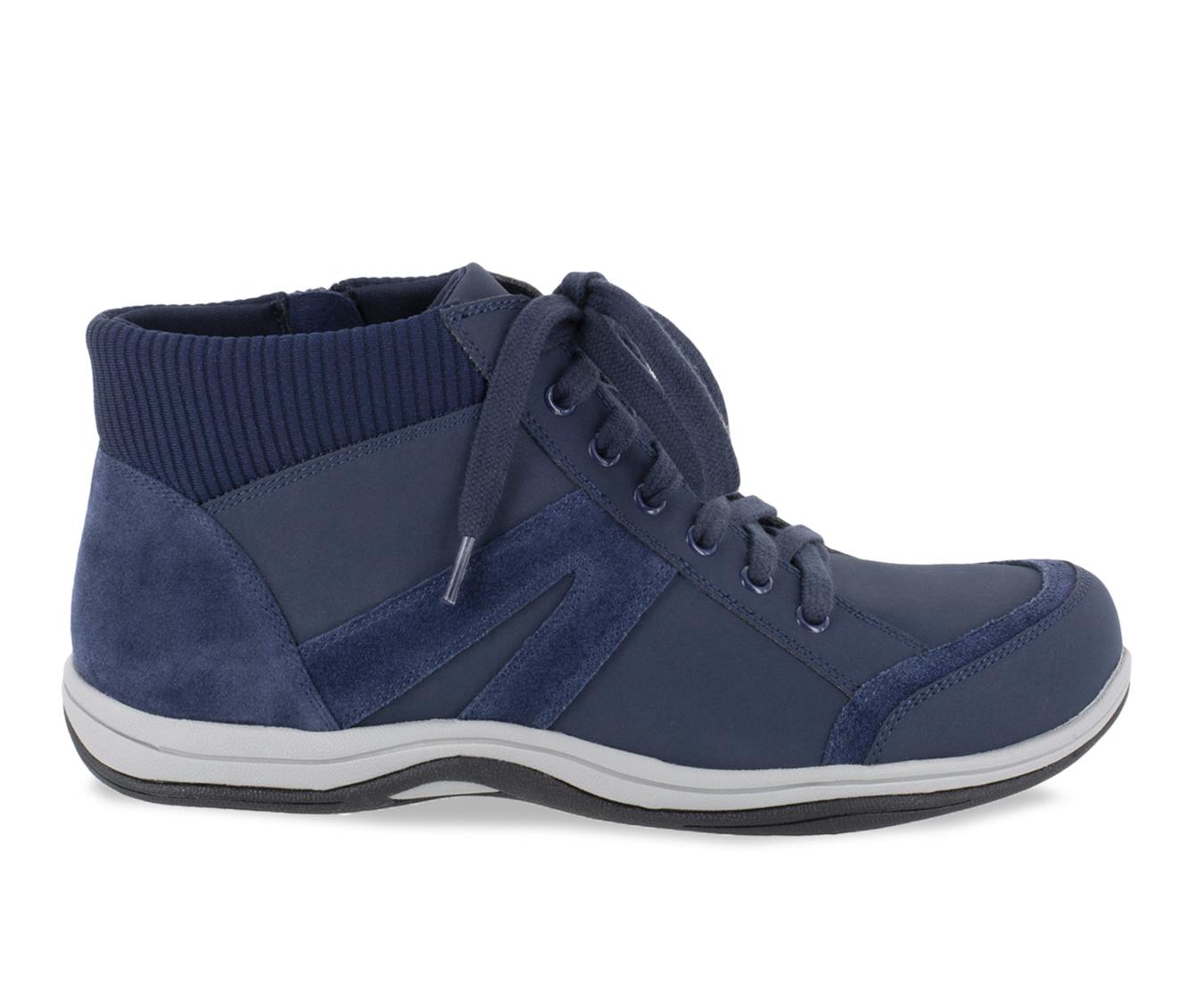 Easy Street Chill Women's Shoe (Blue Leather)