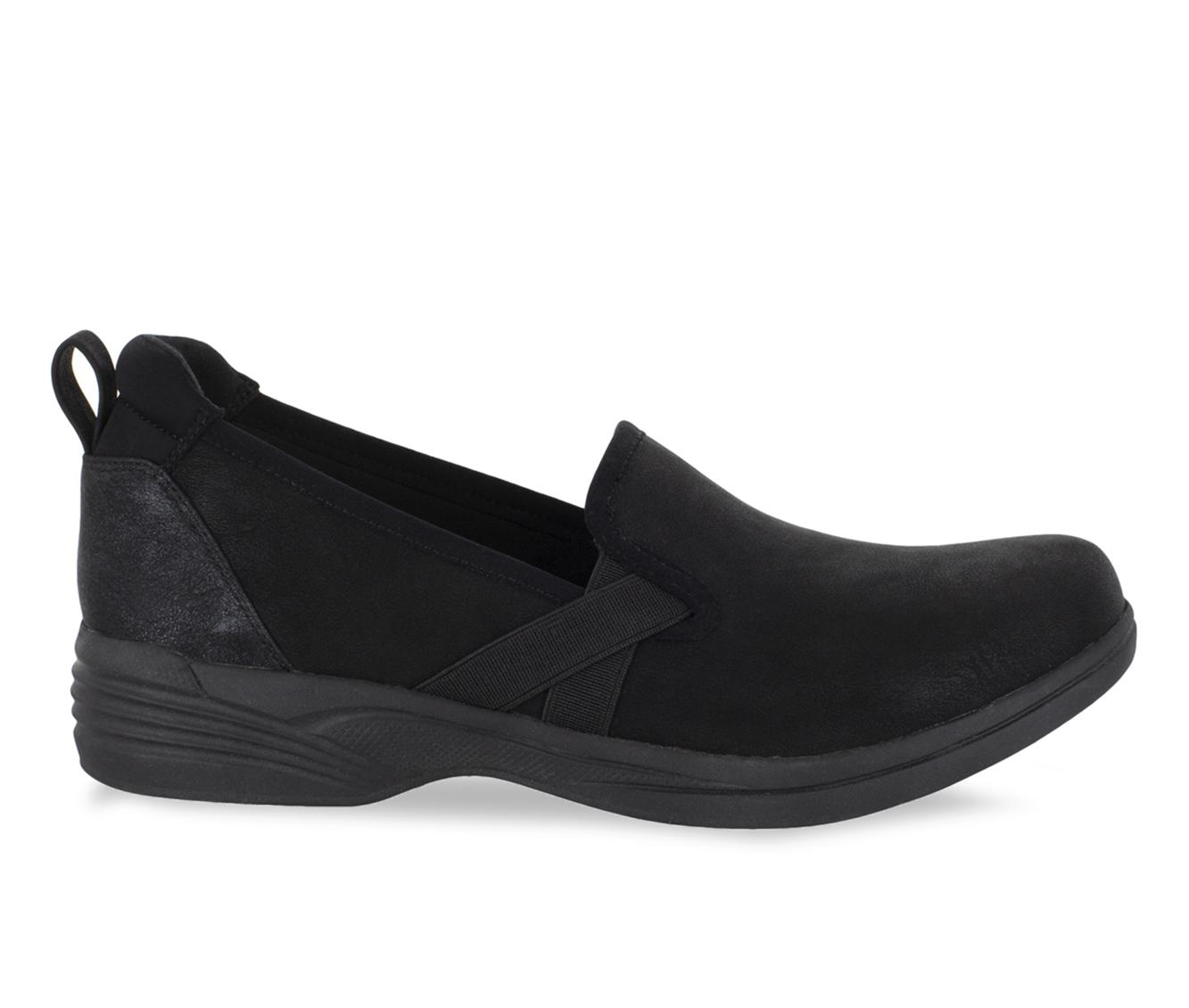 Easy Street Marvel Women's Shoe (Black Faux Leather)