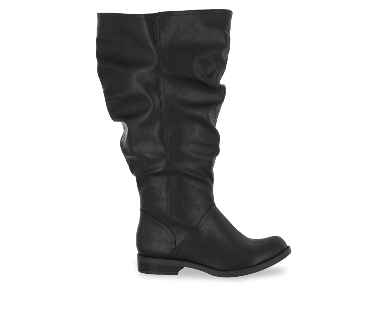 Easy Street Peak Plus Plus Women's Boot (Black Faux Leather)