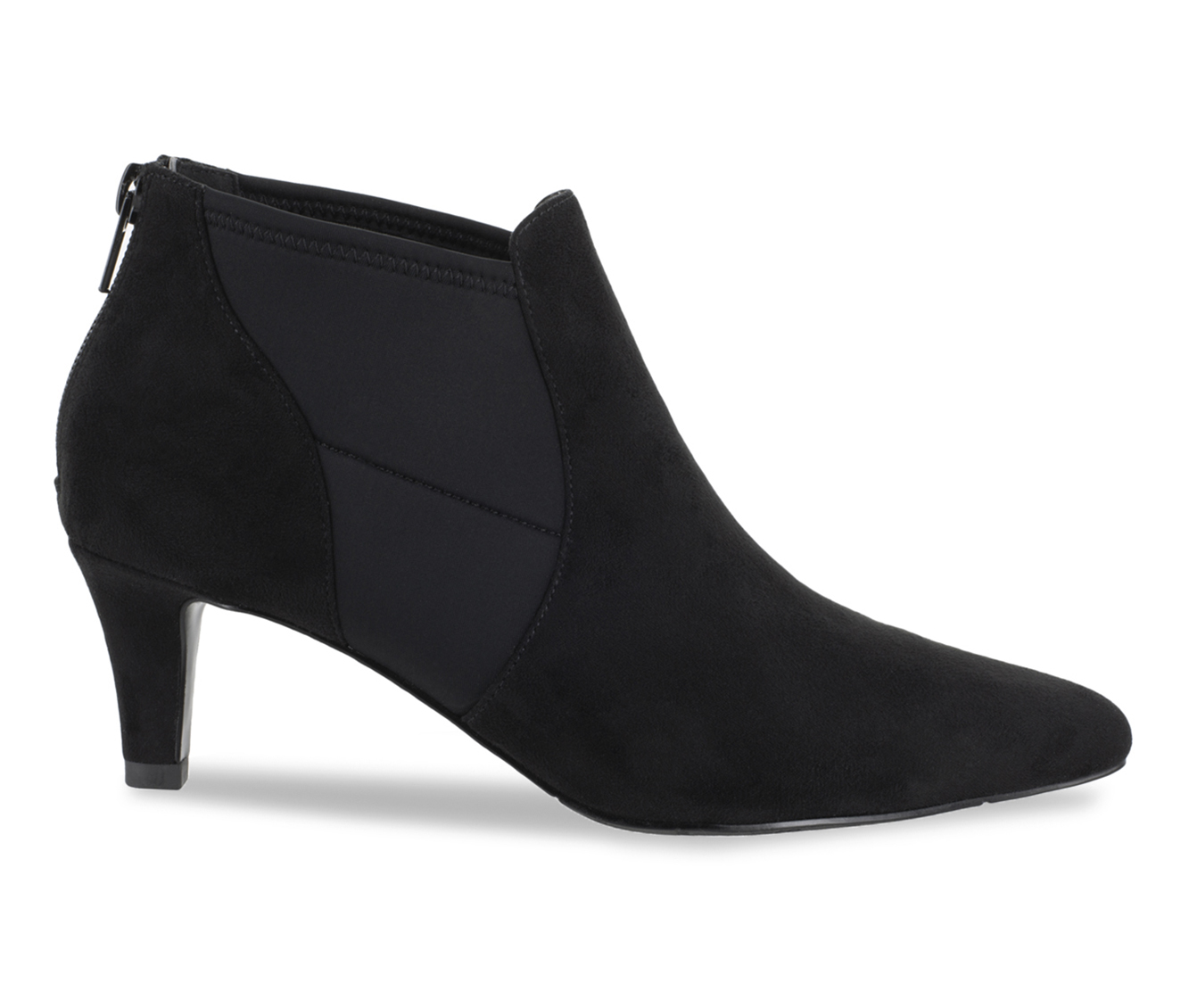 Easy Street Saint Women's Boot (Black Canvas)