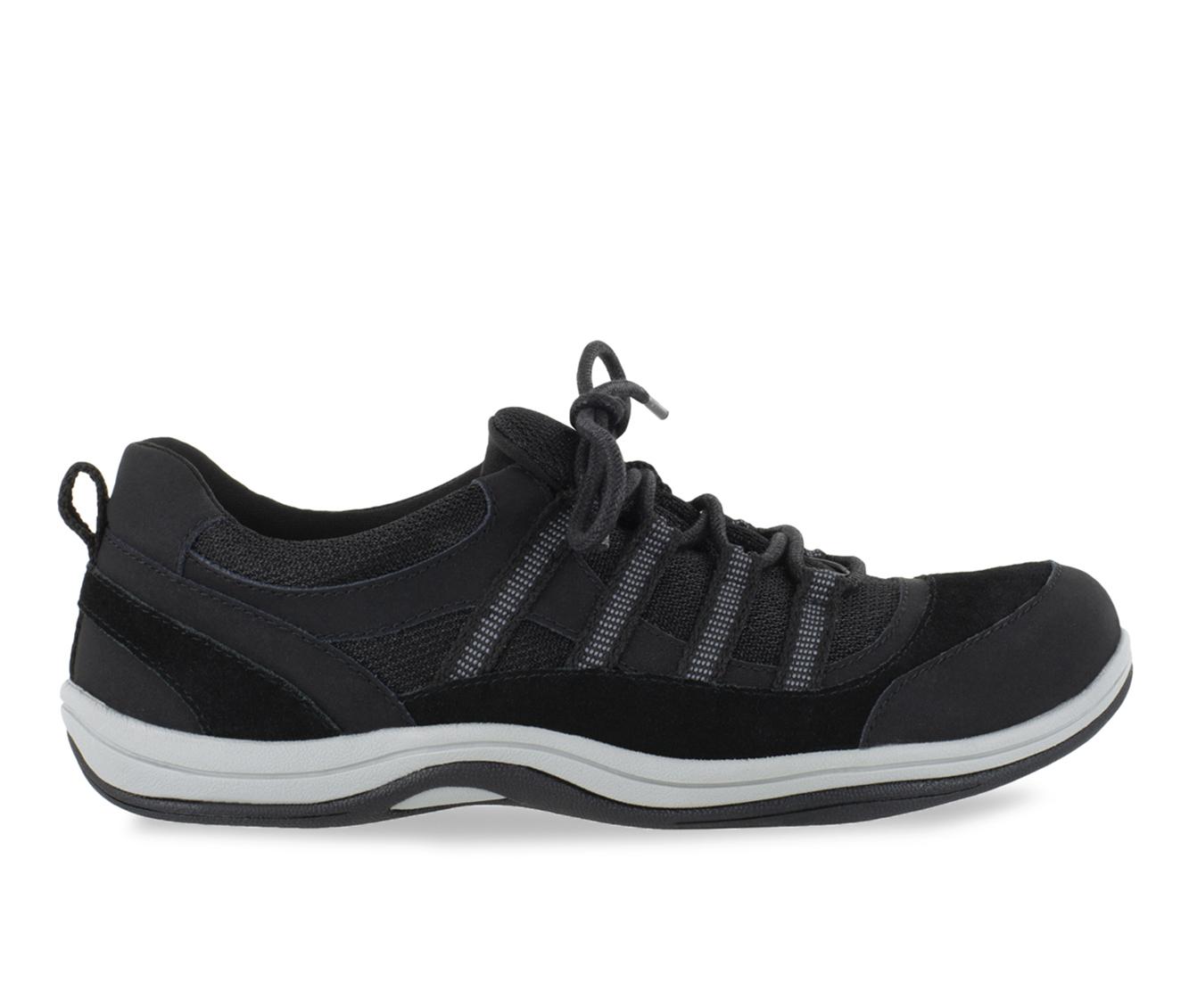 Easy Street Merrimack Women's Shoe (Black Leather)