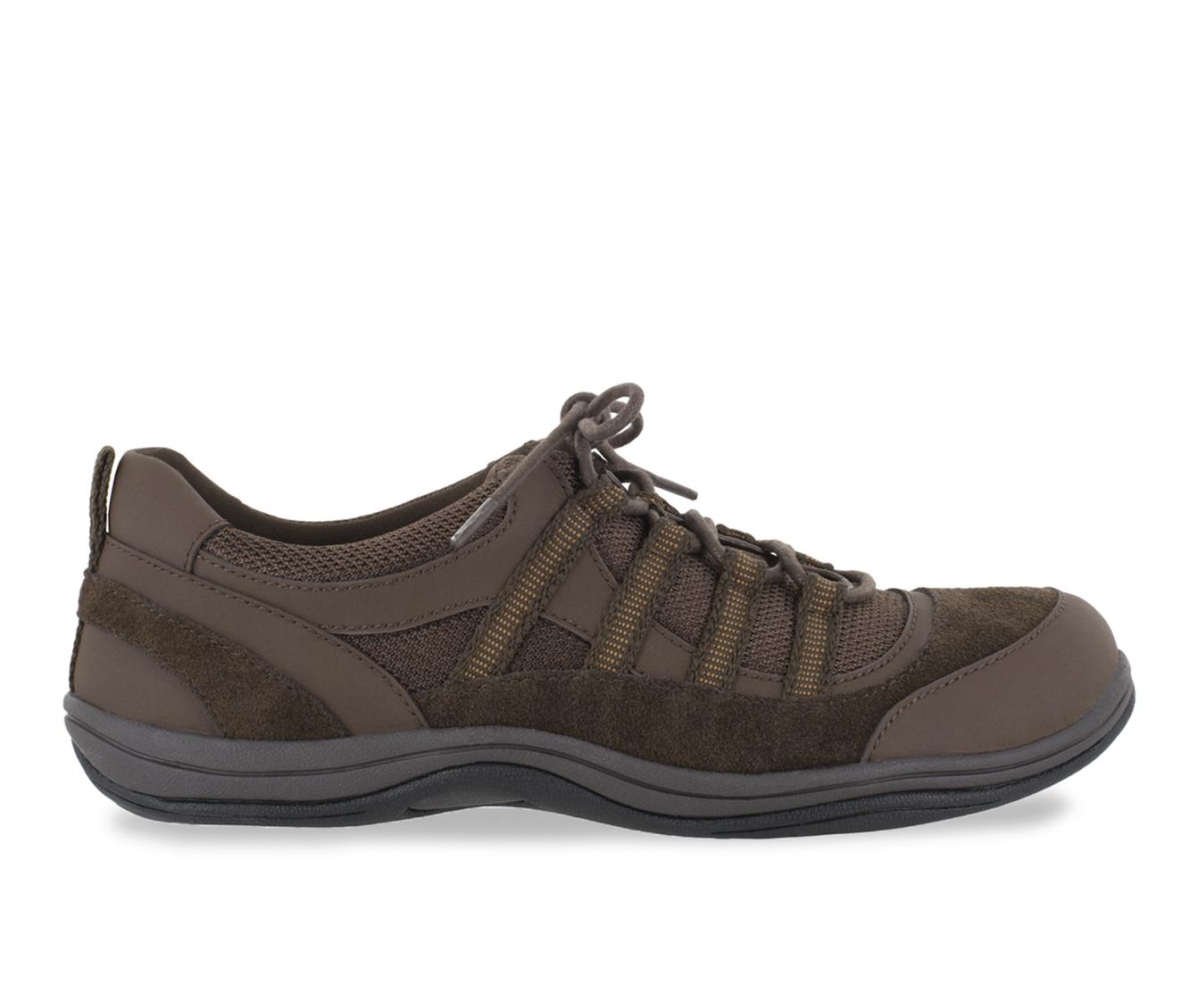 Easy Street Merrimack Women's Shoe (Brown Leather)