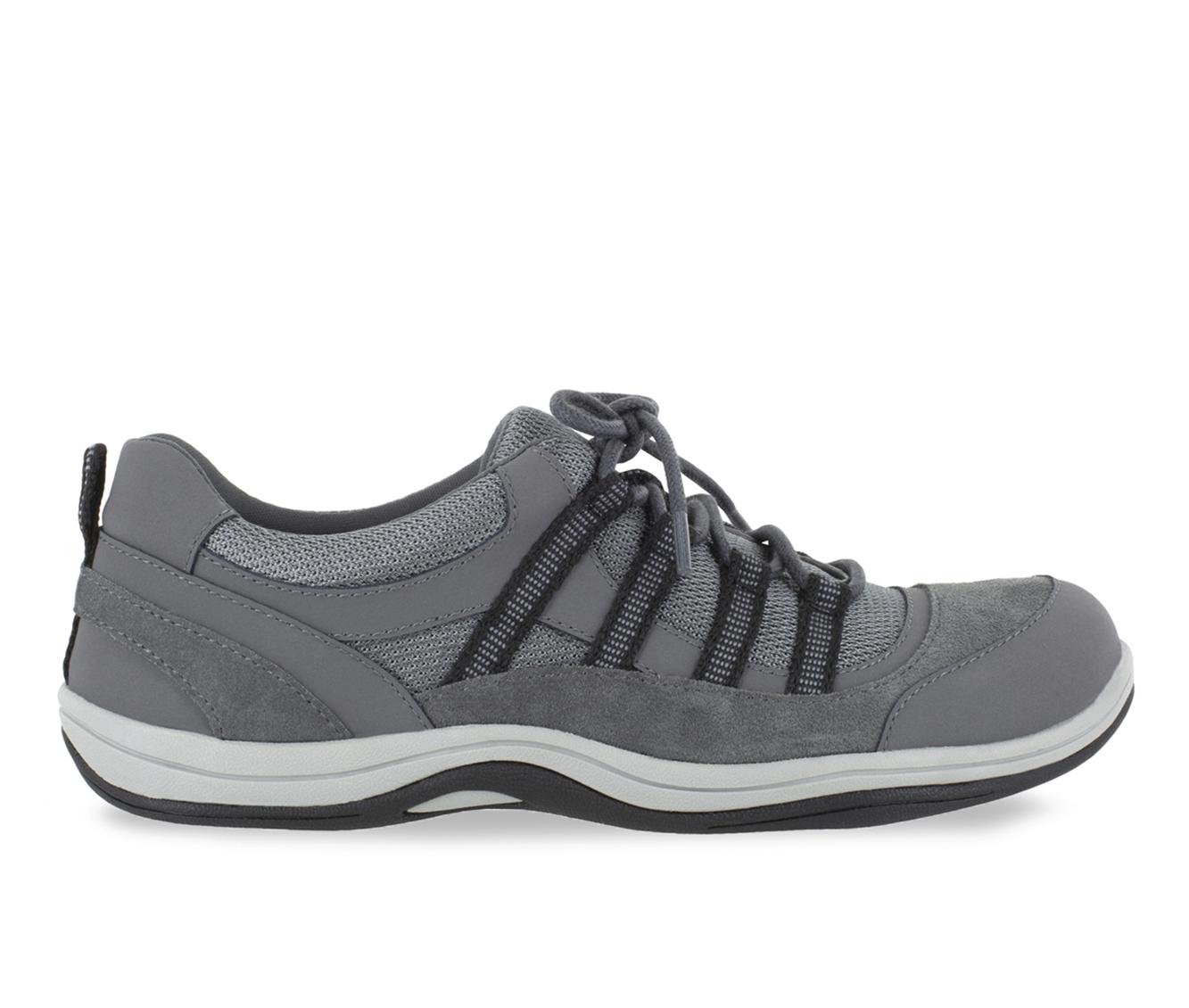 Easy Street Merrimack Women's Shoe (Gray Leather)