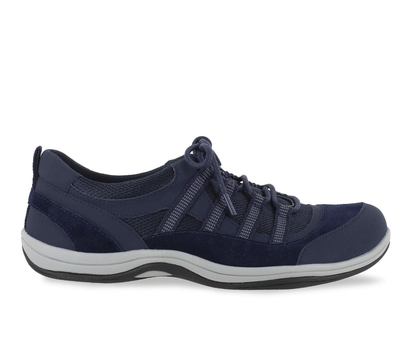 Easy Street Merrimack Women's Shoe (Blue Leather)