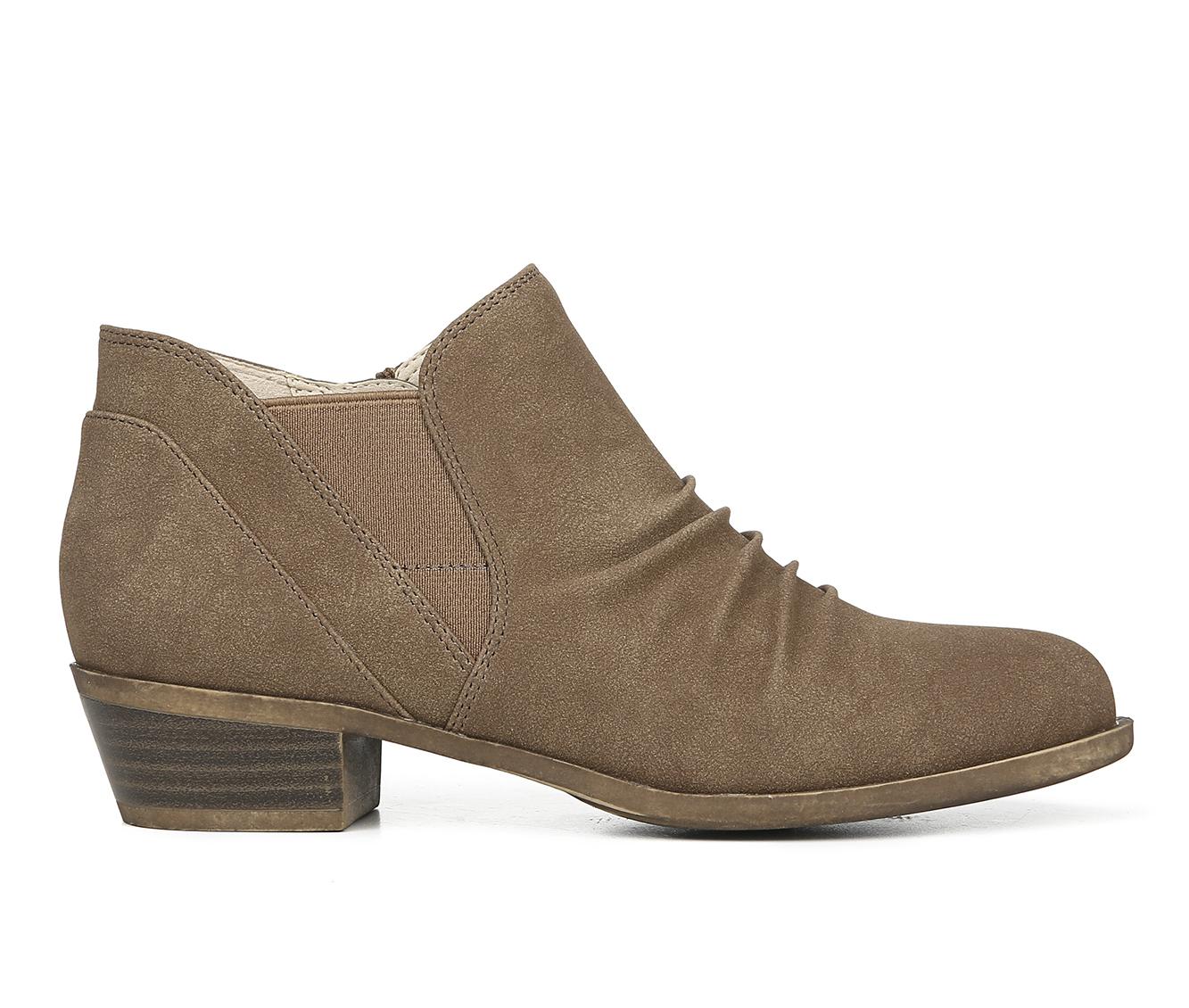 LifeStride Aurora Women's Boots (Brown - Faux Leather)