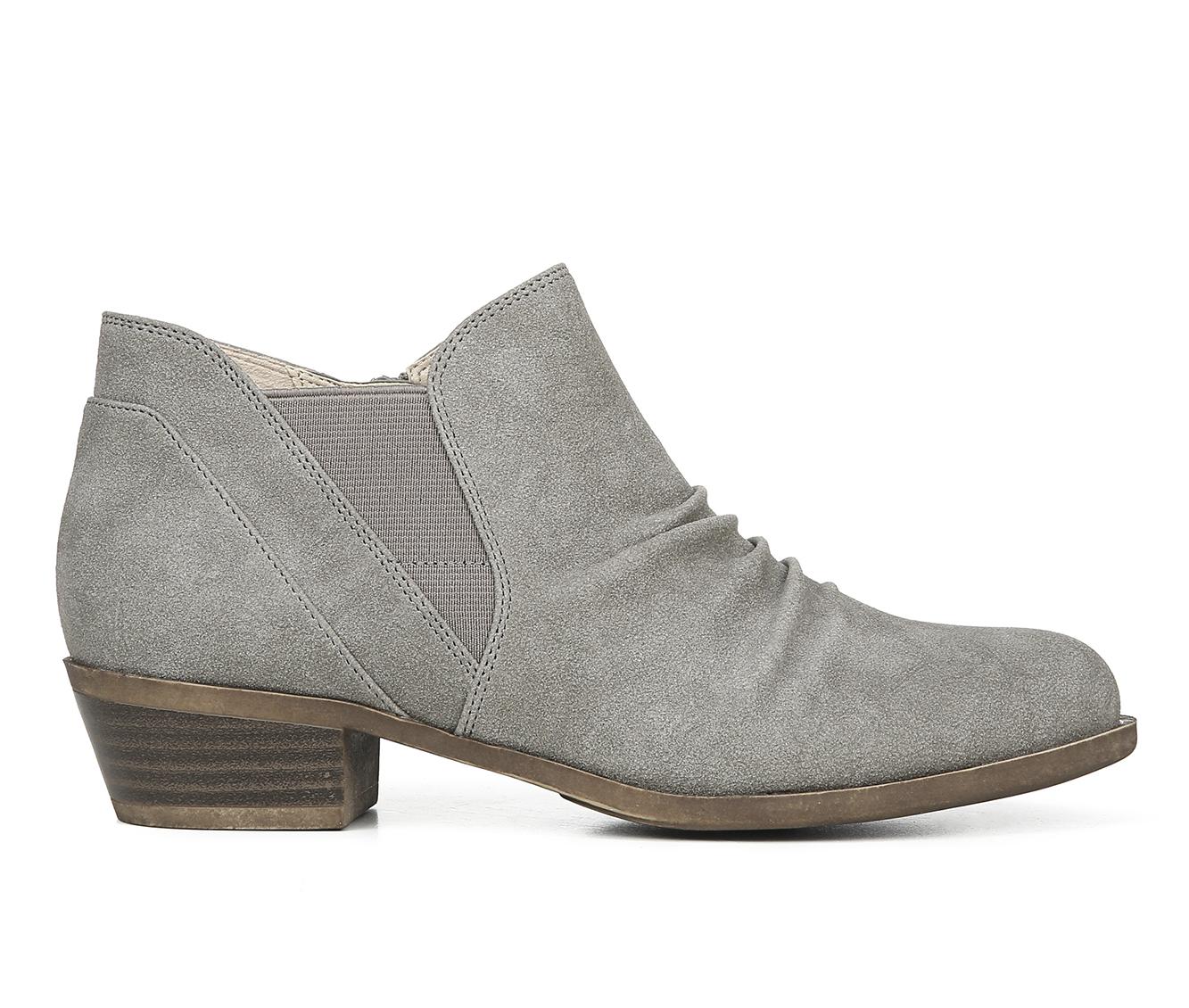 LifeStride Aurora Women's Boots (Gray - Faux Leather)