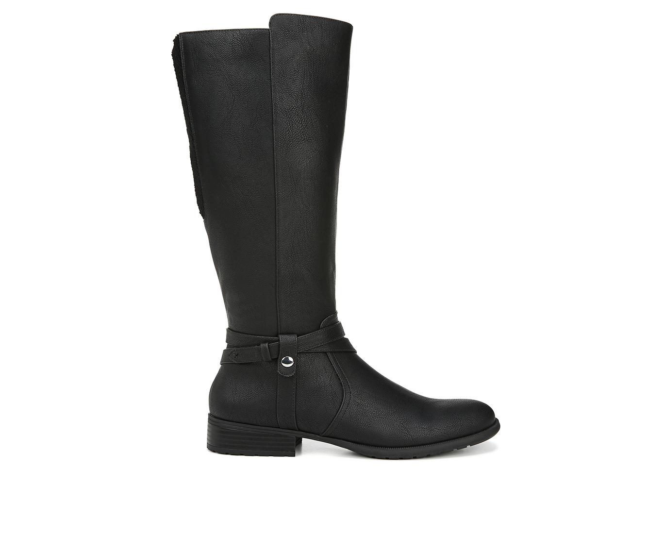 LifeStride Xtrovert Women's Boots (Black - Faux Leather)