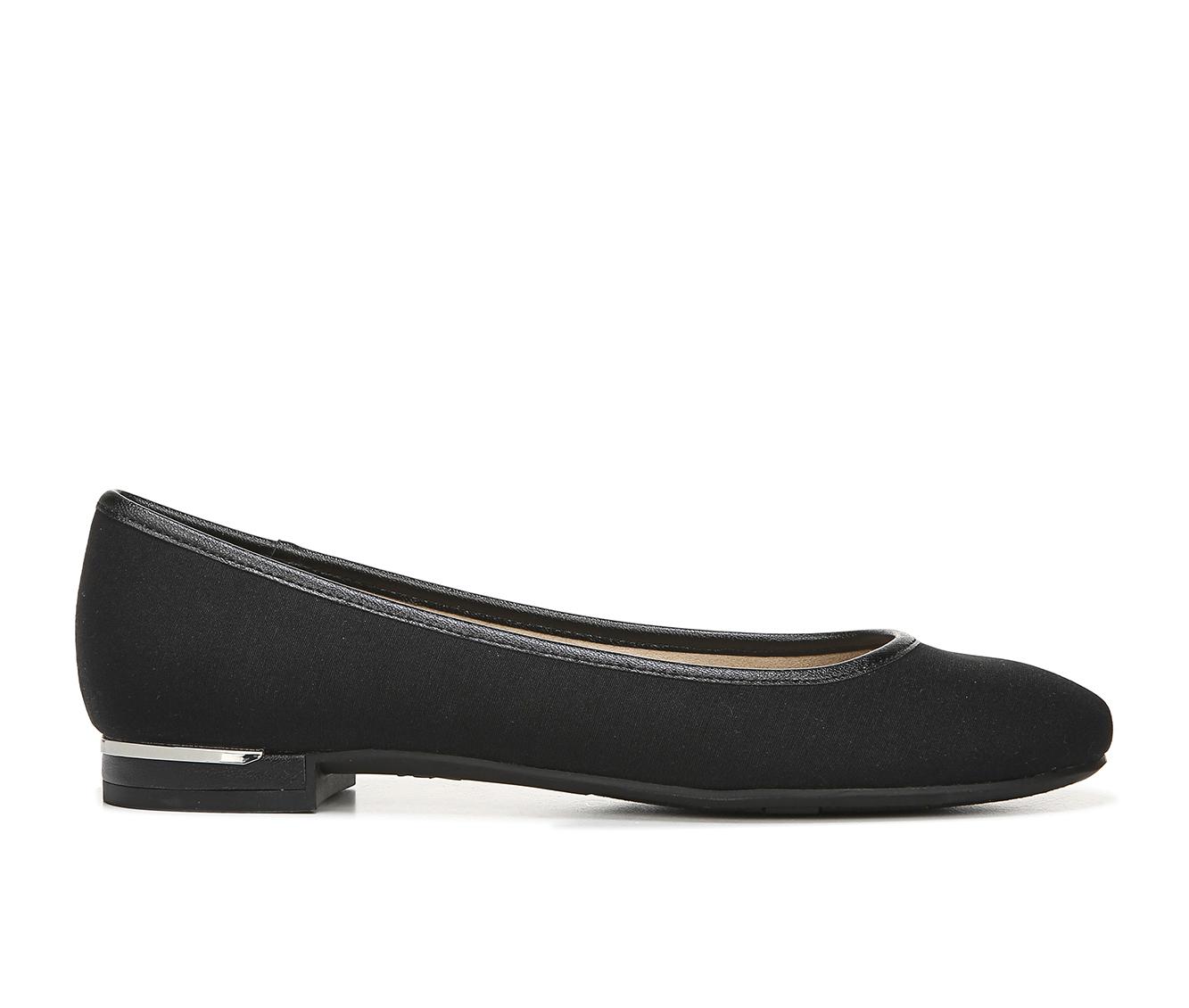 LifeStride Vivienne Women's Shoe (Black Canvas)