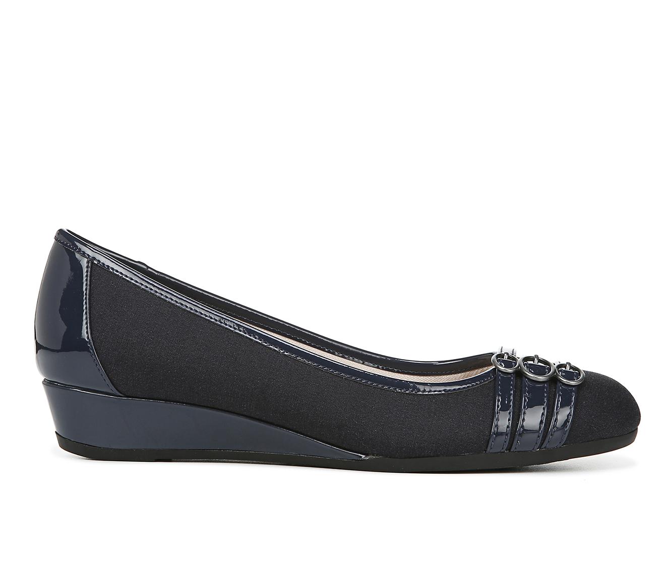 LifeStride Fawn Women's Shoe (Blue Canvas)