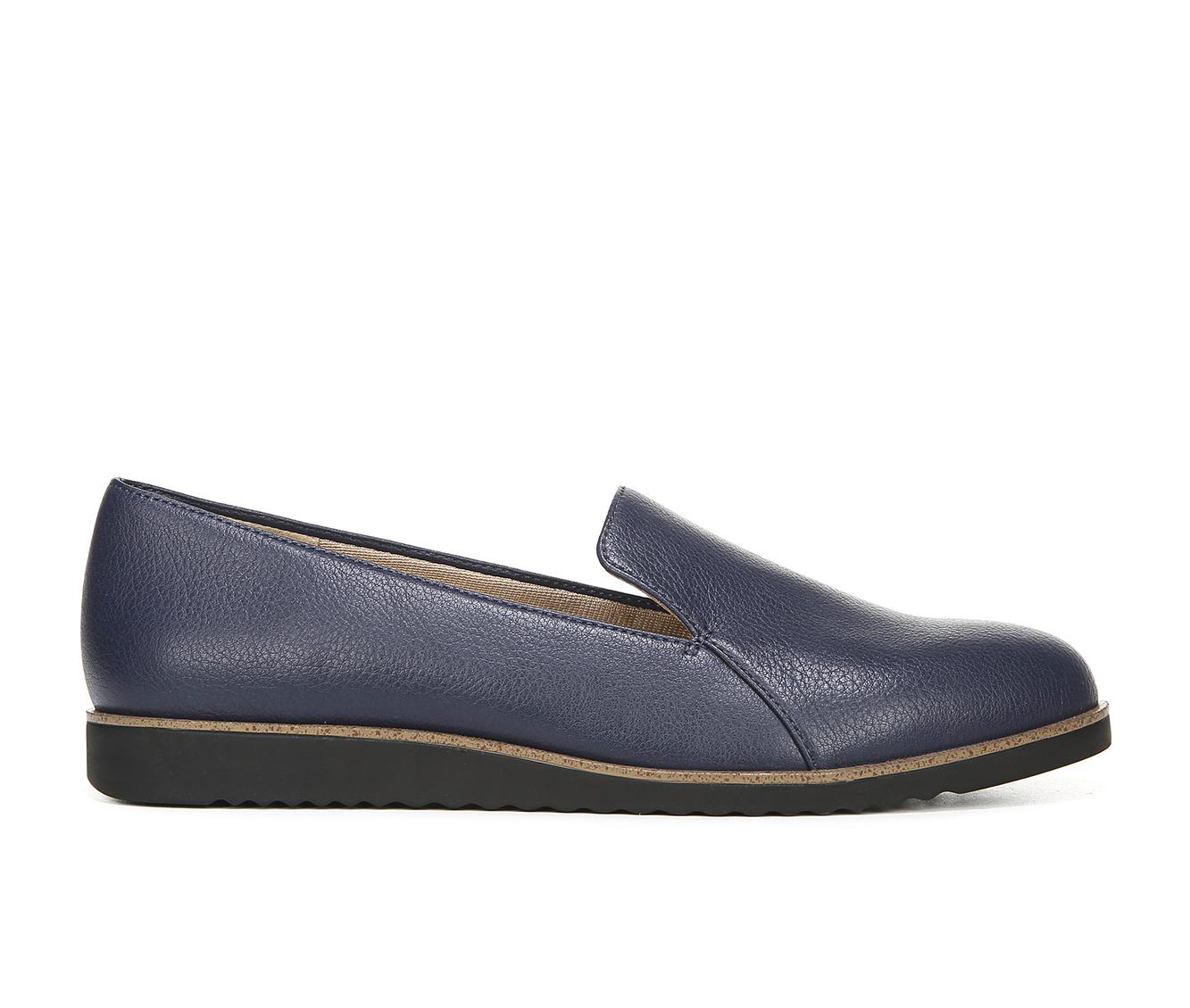 LifeStride Zendaya Women's Shoe (Blue Faux Leather)