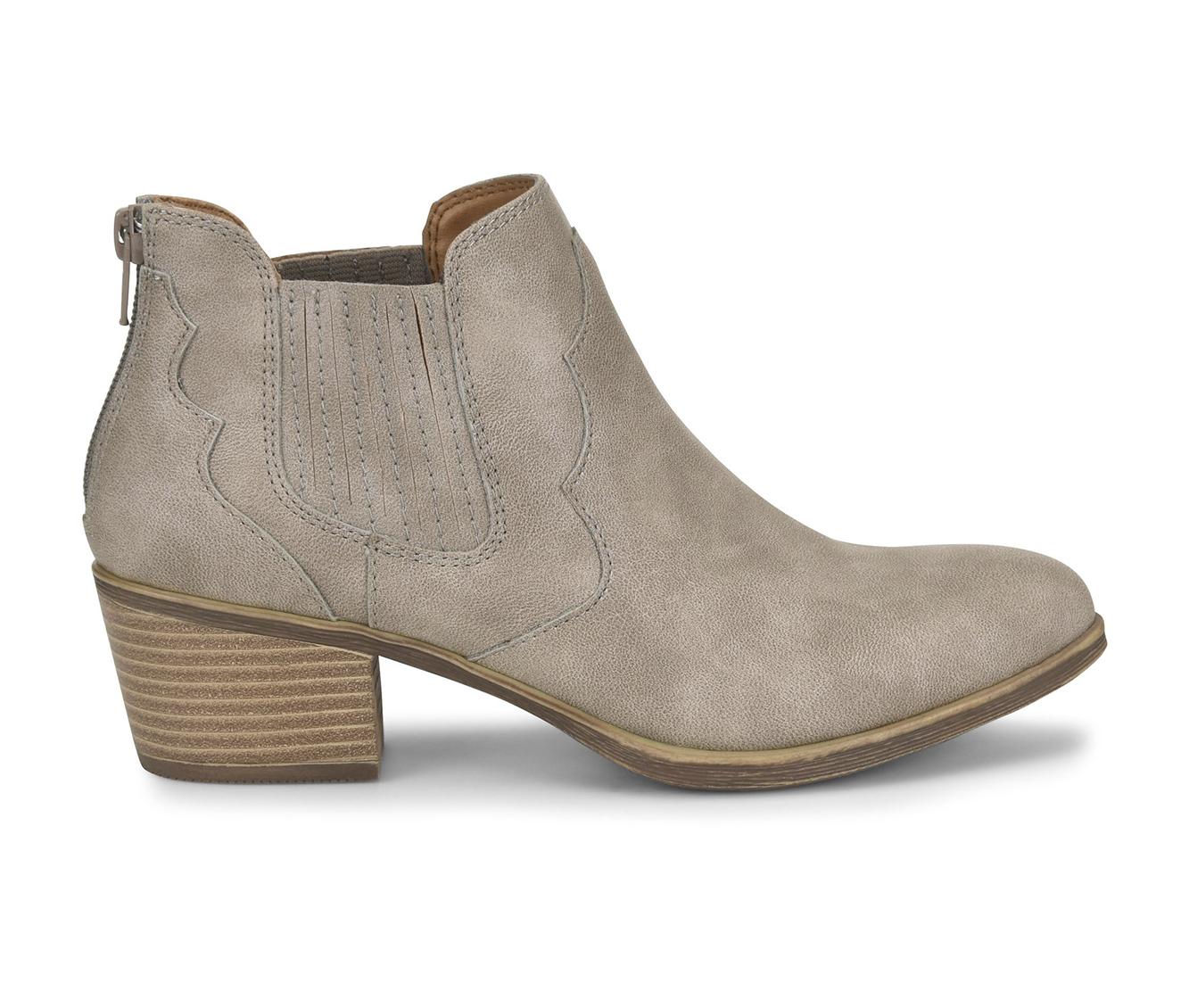 EuroSoft Adalene Women's Boots (Gray - Faux Leather)