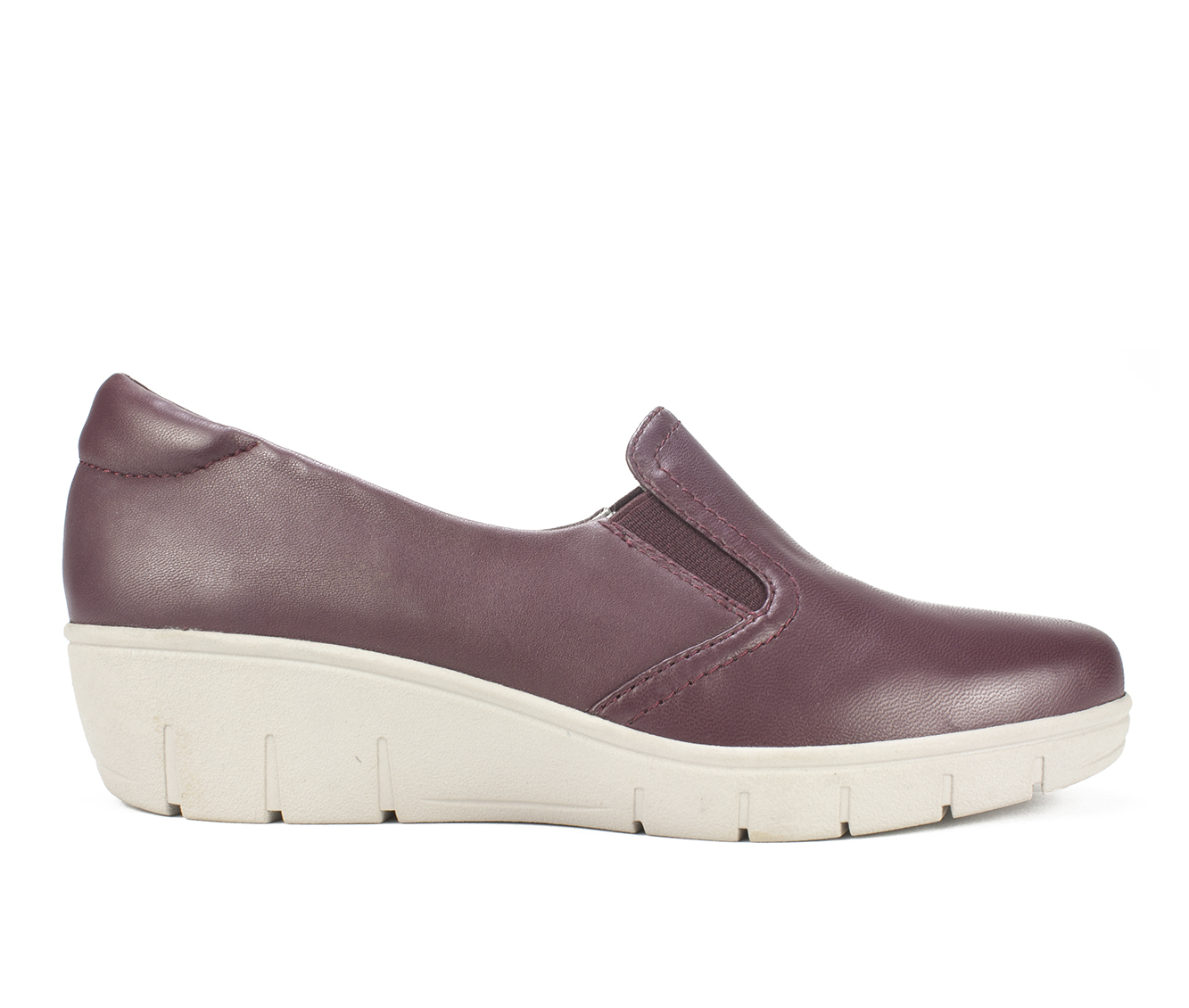 Cliffs Ella Women's Shoe (Red Leather)