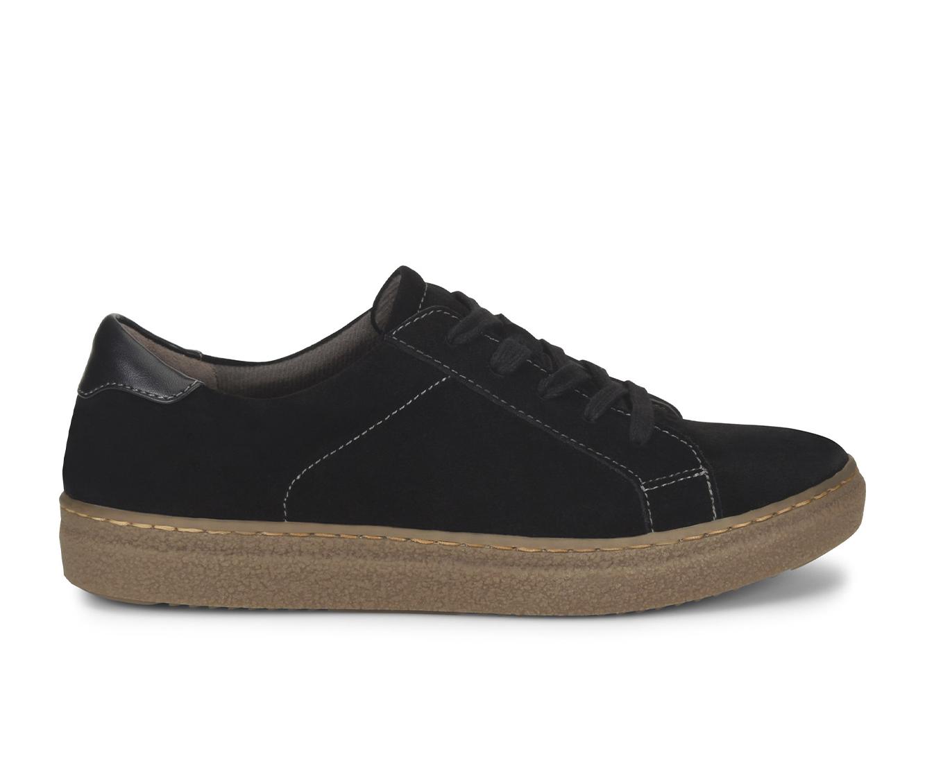 EuroSoft Nikki Women's Shoe (Black Suede)