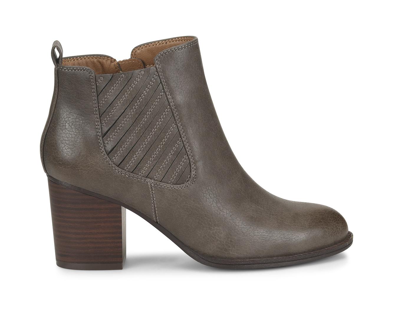 EuroSoft Salida Women's Boots (Gray - Faux Leather)