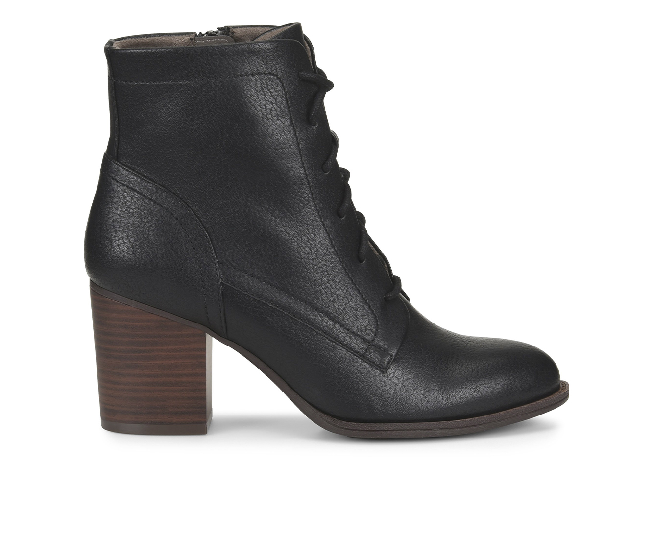 EuroSoft Shawna Women's Boot (Black Faux Leather)