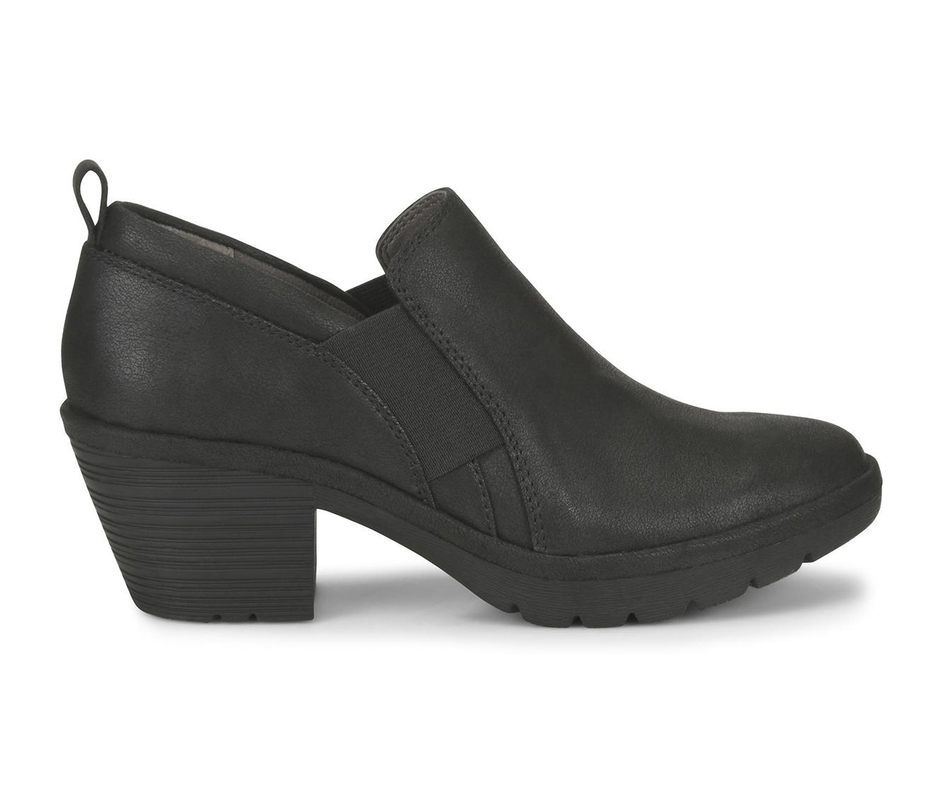 EuroSoft Temira Women's Shoe (Black Faux Leather)
