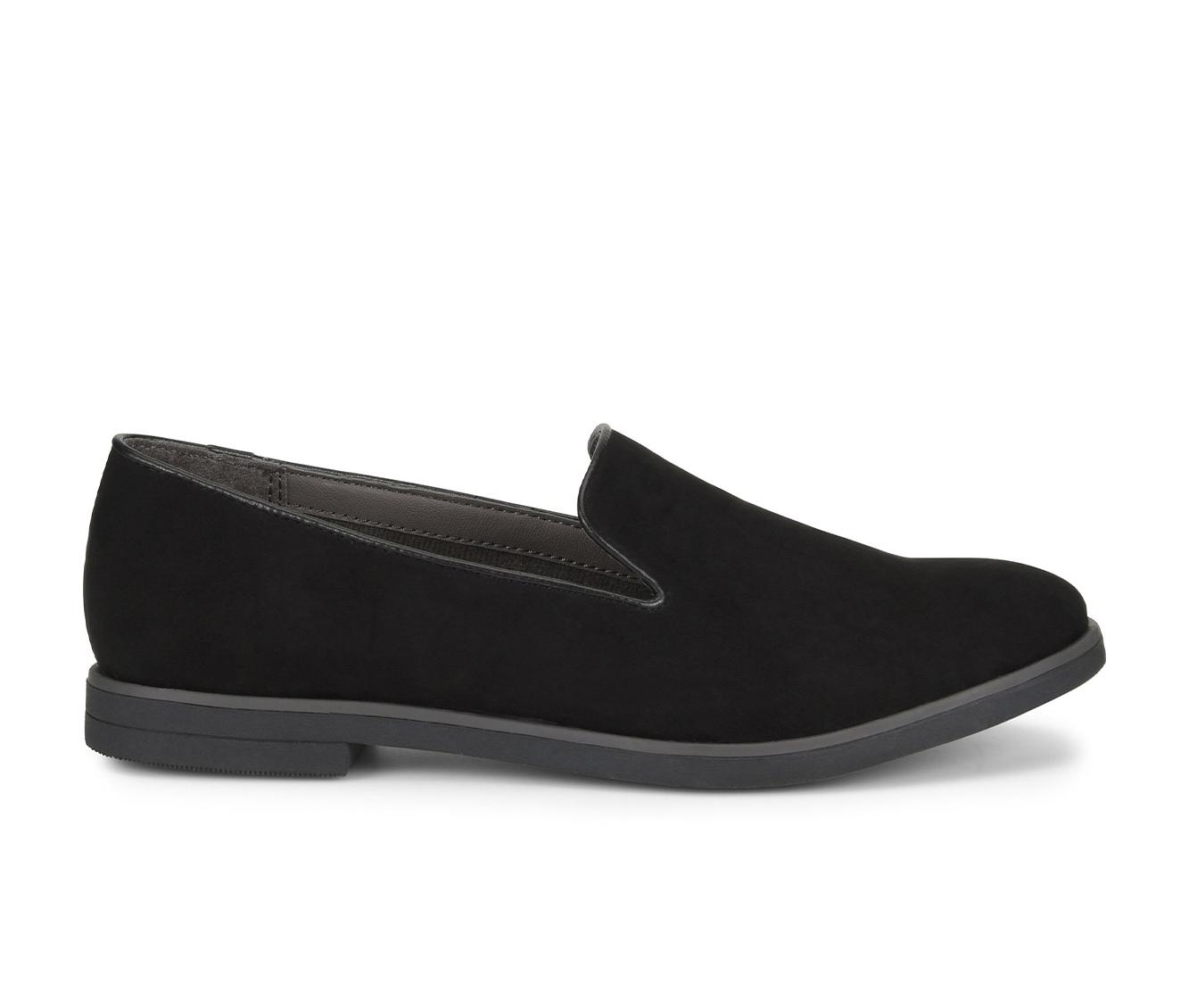 EuroSoft Vannah Women's Shoe (Black Canvas)