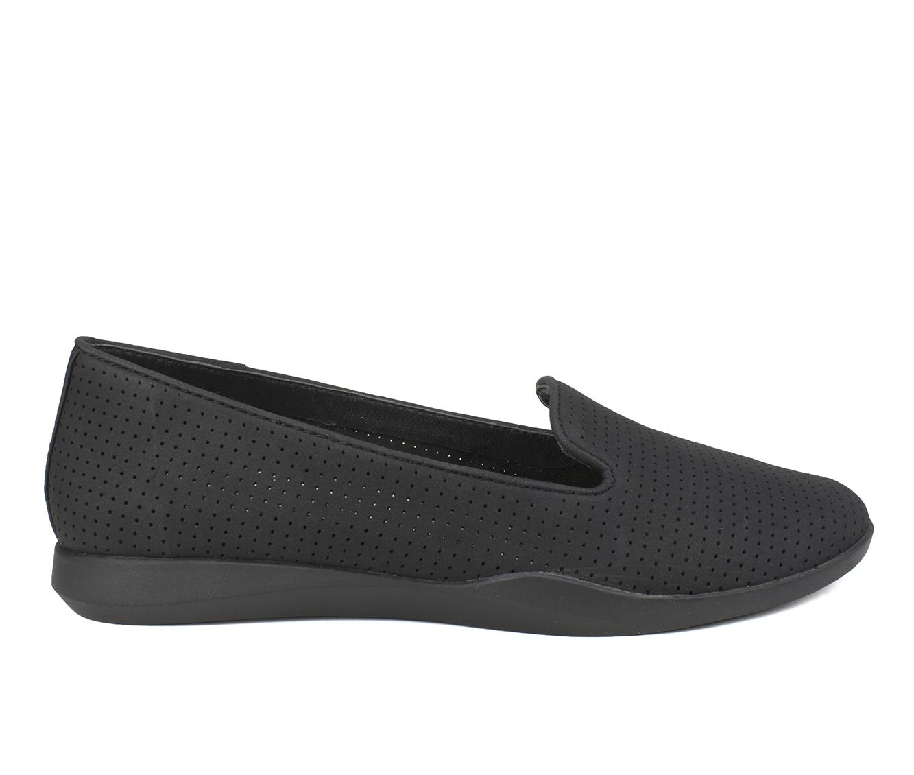 Cliffs Piper Women's Shoe (Black Faux Leather)