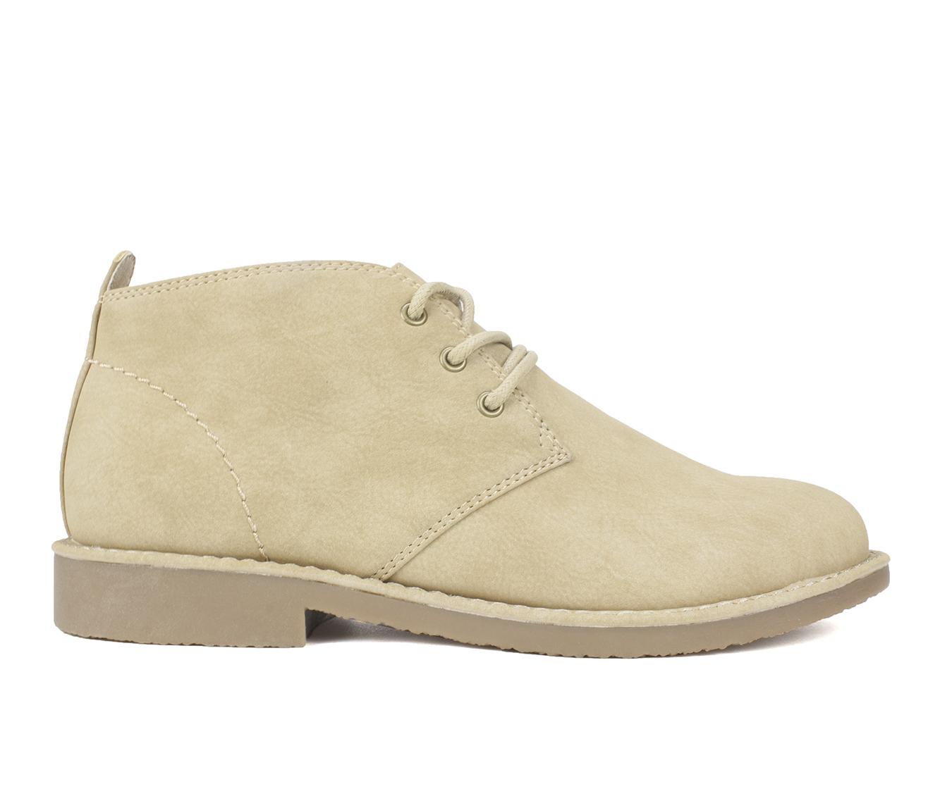 Seven Dials Maj Women's Boots (Beige - Faux Leather)