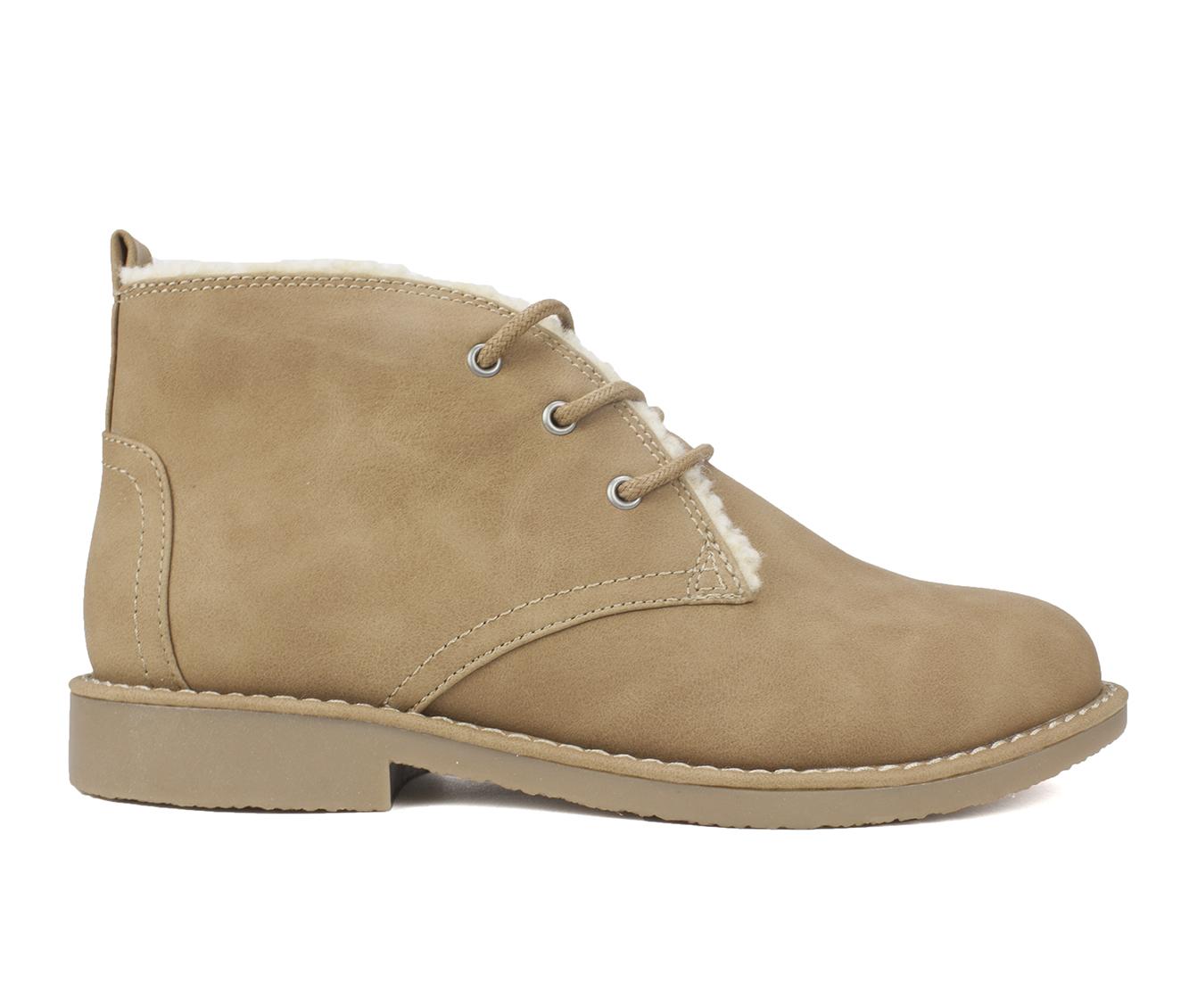 Seven Dials Mallori Women's Boots (Brown - Faux Leather)