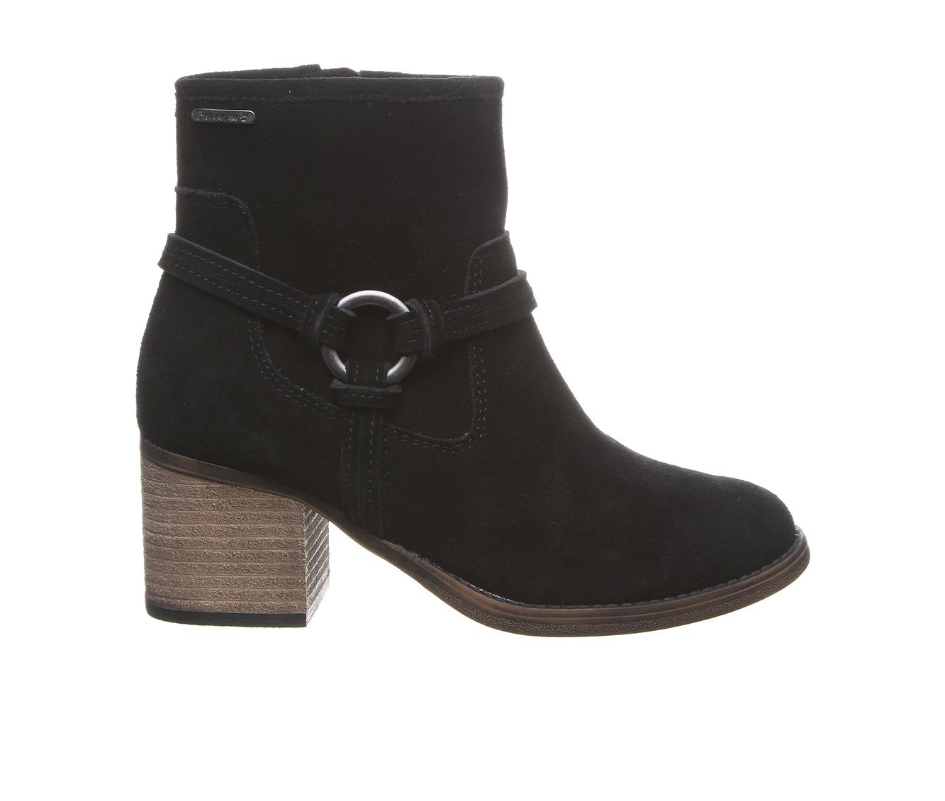 Bearpaw Mica Women's Boot (Black Suede)