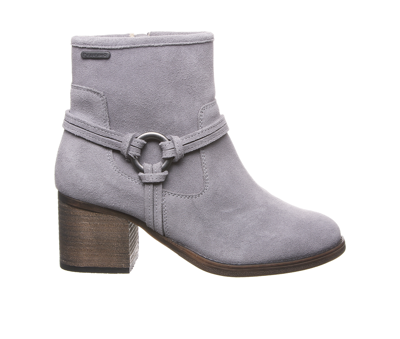 Bearpaw Mica Women's Boot (Gray Suede)