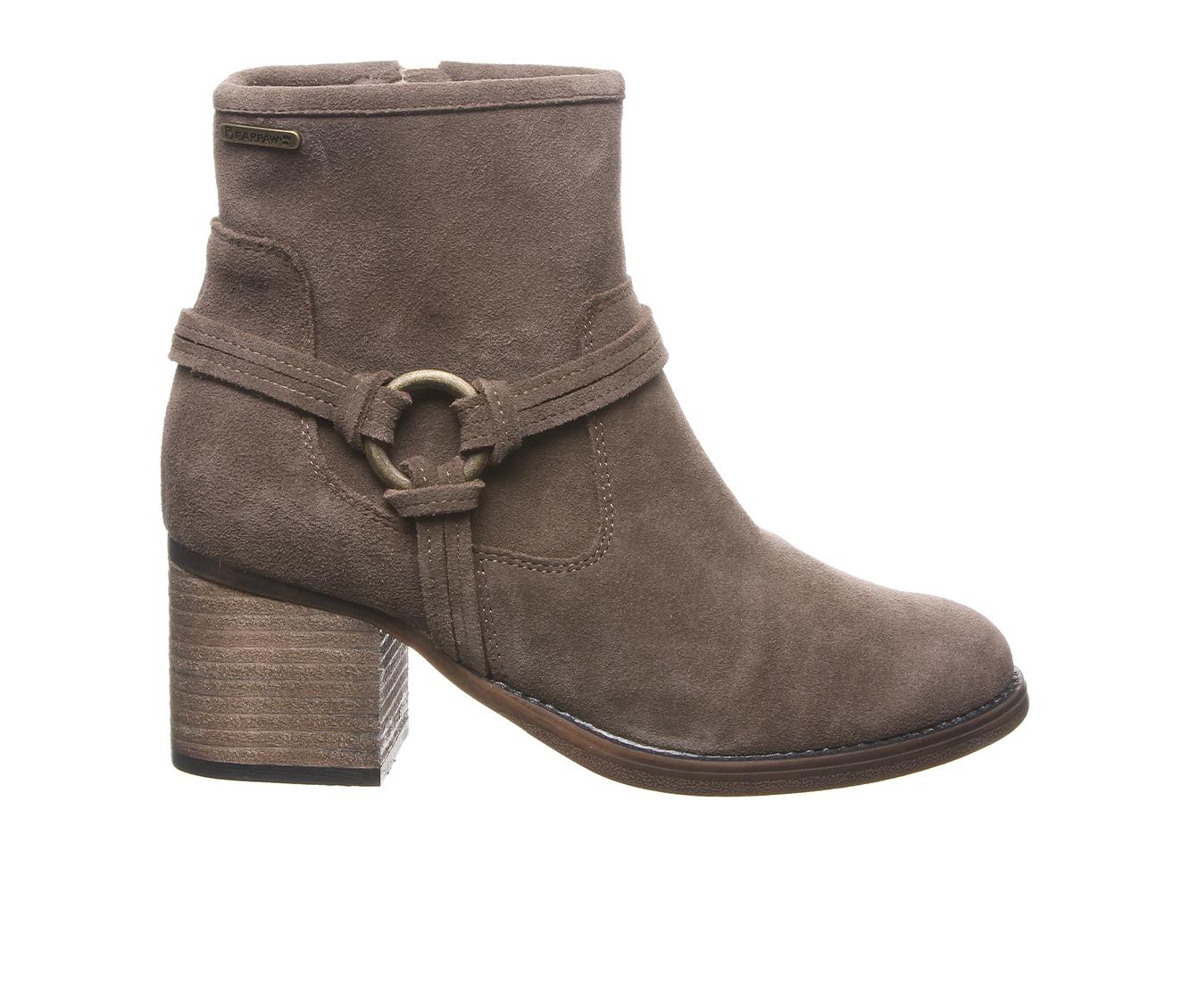 Bearpaw Mica Women's Boot (Brown Suede)