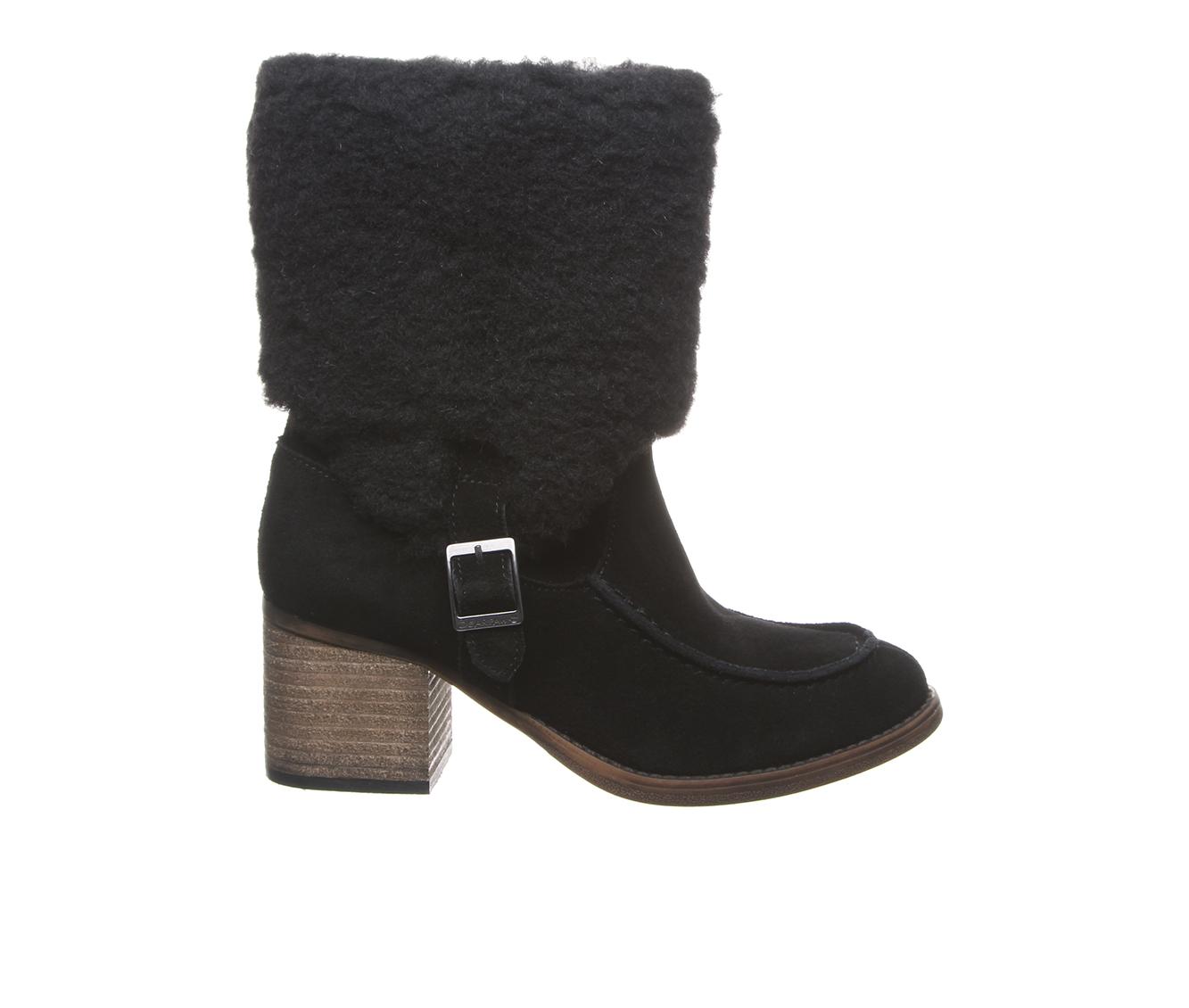 Bearpaw Obsidian Women's Boot (Black Suede)