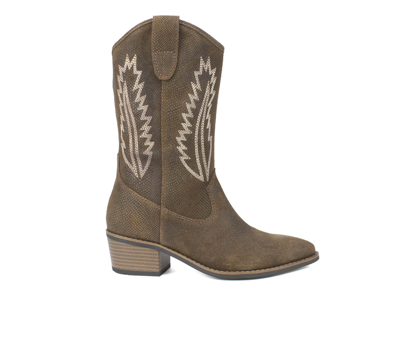 White Mountain Caraway Women's Boots (Brown - Leather)