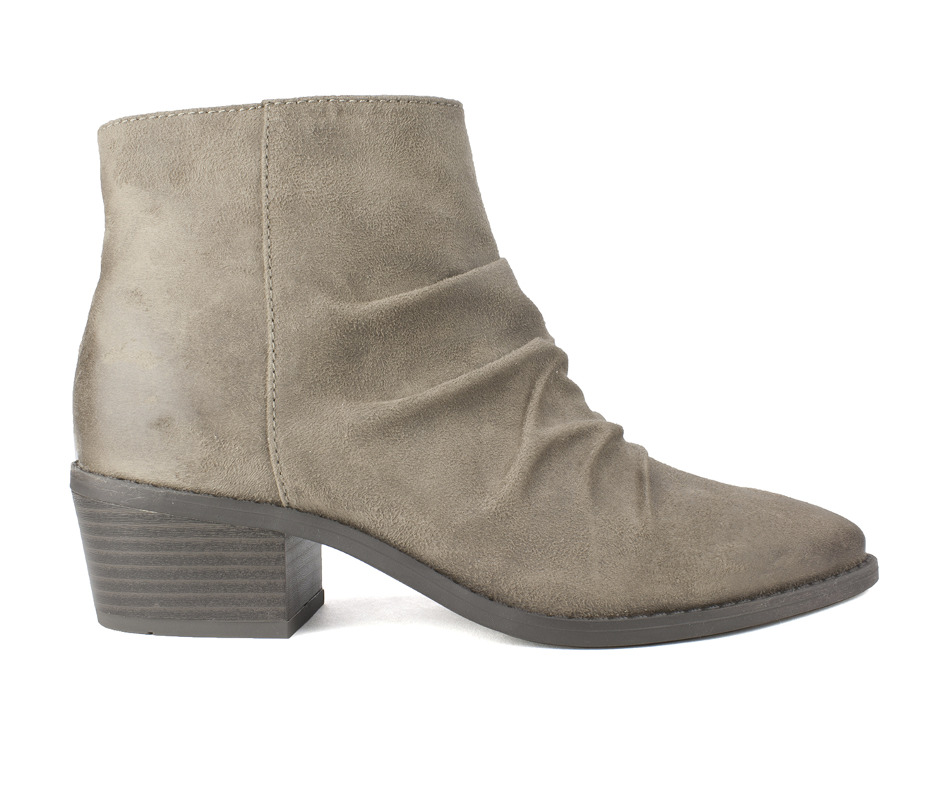 White Mountain Carriden Women's Boots (Beige - Suede)