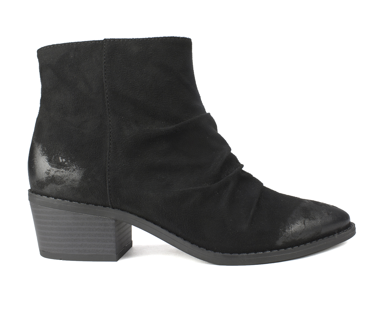 White Mountain Carriden Women's Boots (Black - Suede)