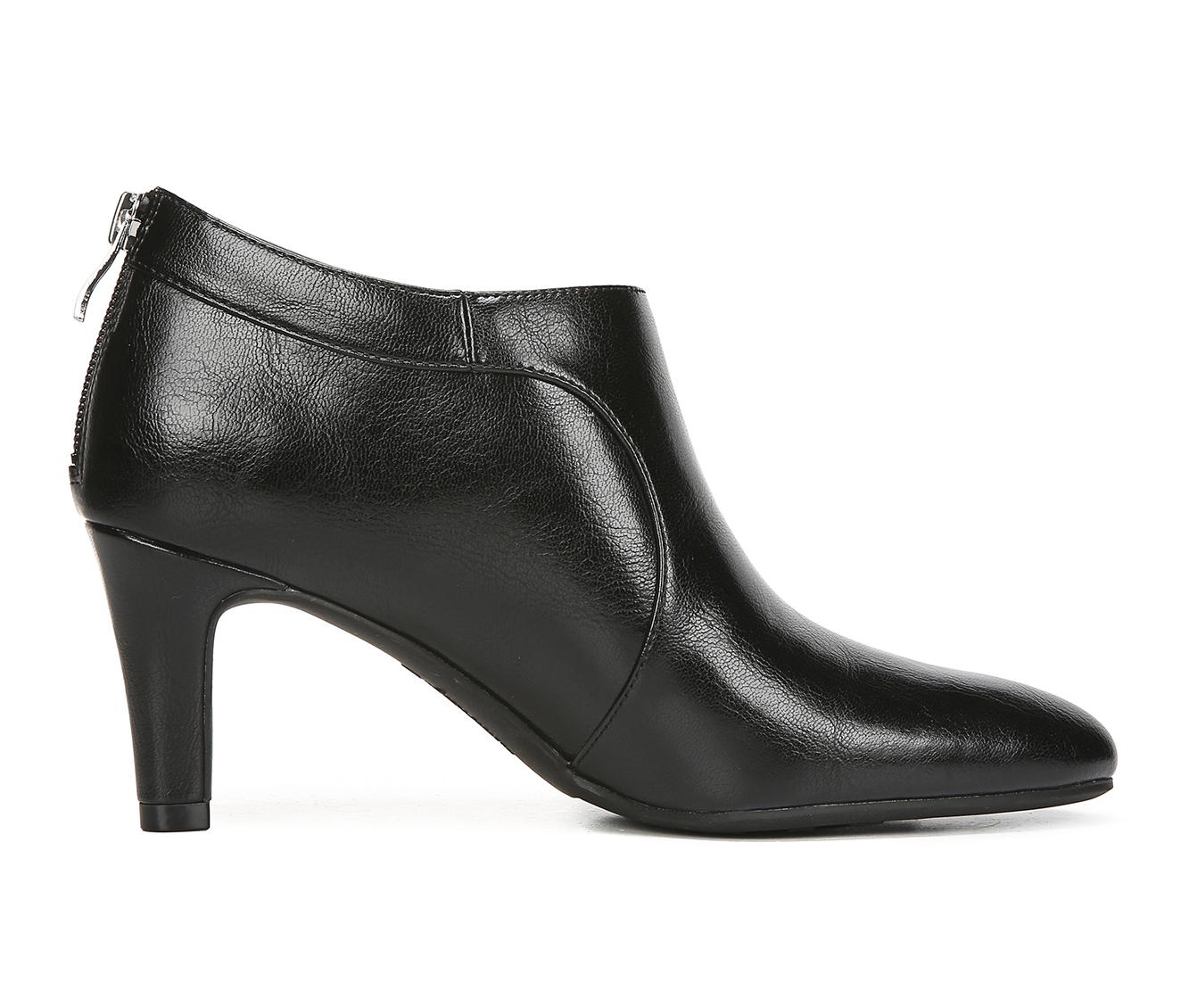 LifeStride Georgia Women's Dress Shoe (Black - Faux Leather)