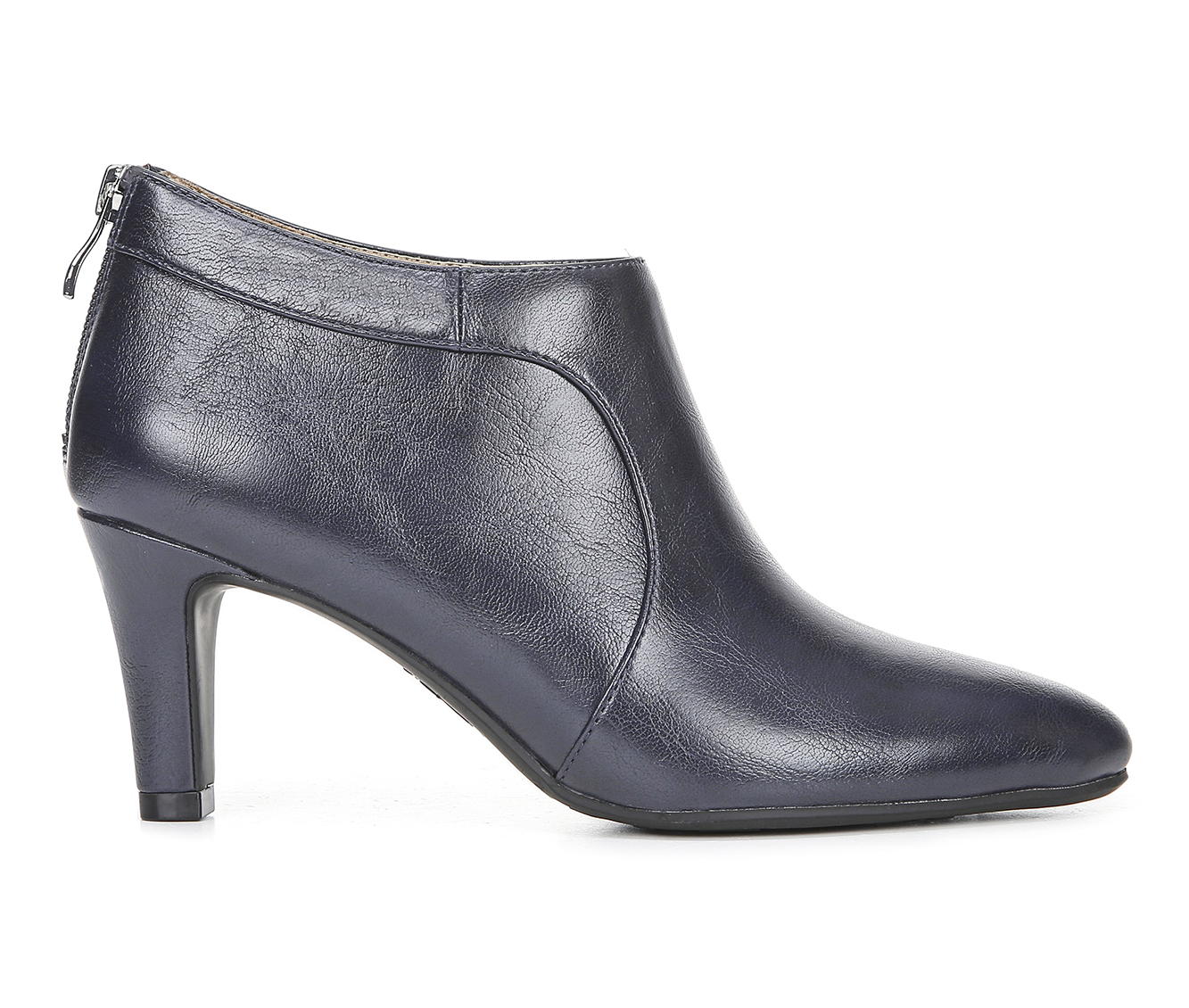 LifeStride Georgia Women's Dress Shoe (Blue - Faux Leather)