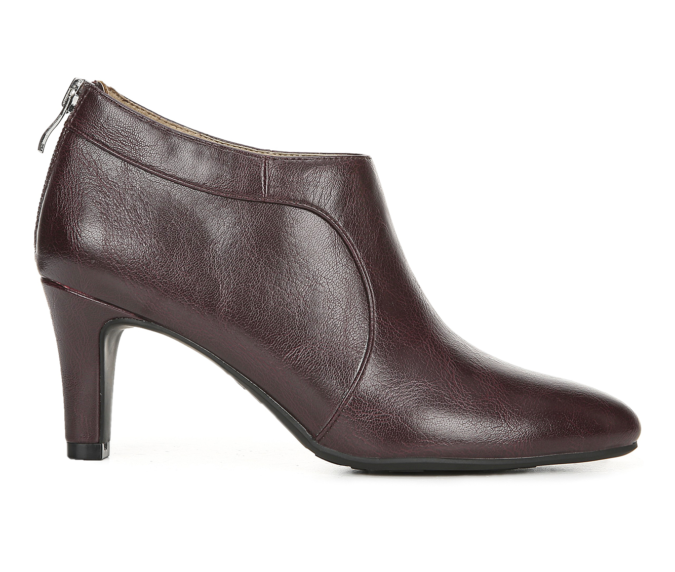 LifeStride Georgia Women's Dress Shoe (Red - Faux Leather)